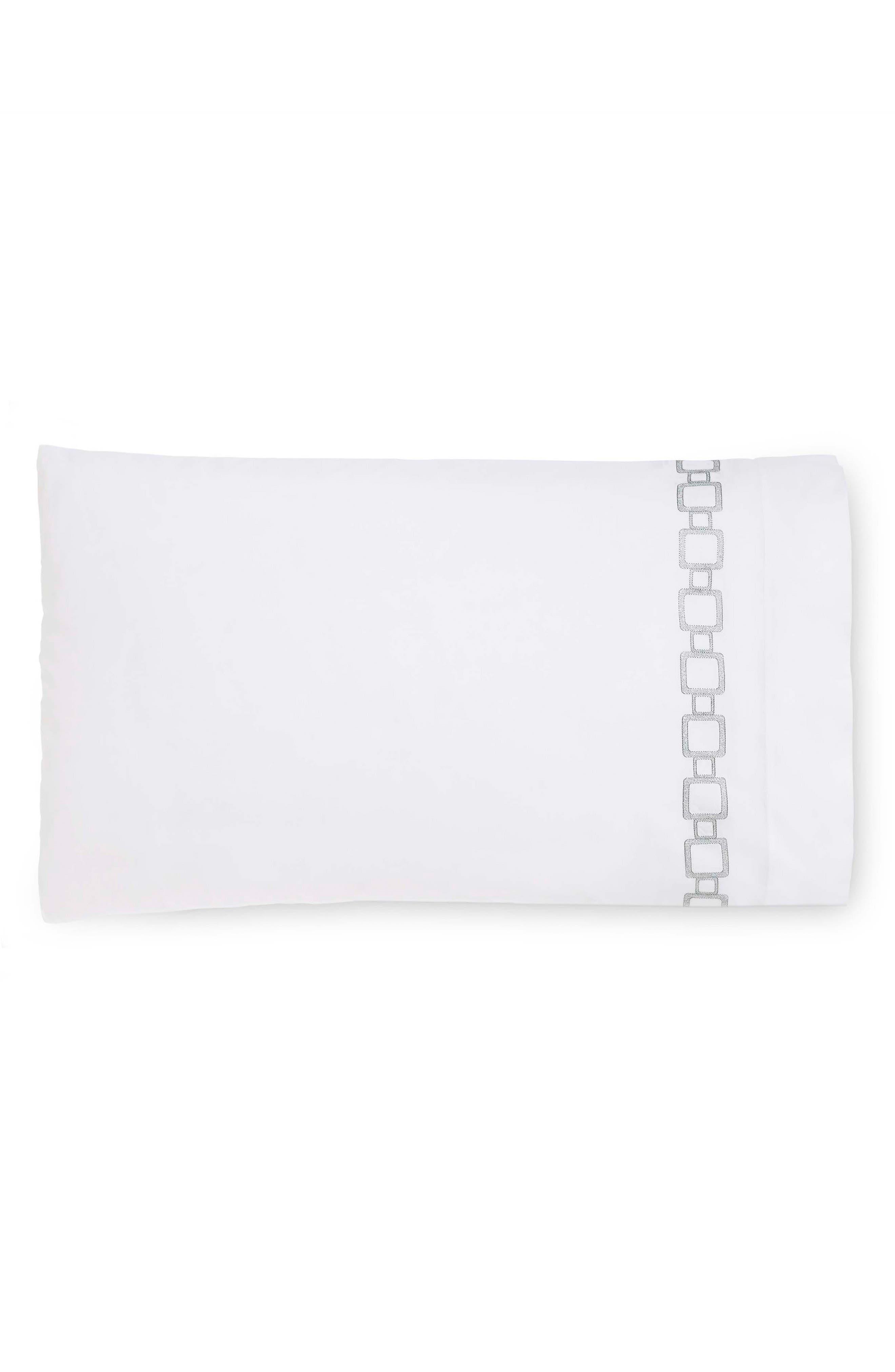 Vessa Pillowcase,                             Main thumbnail 1, color,                             100