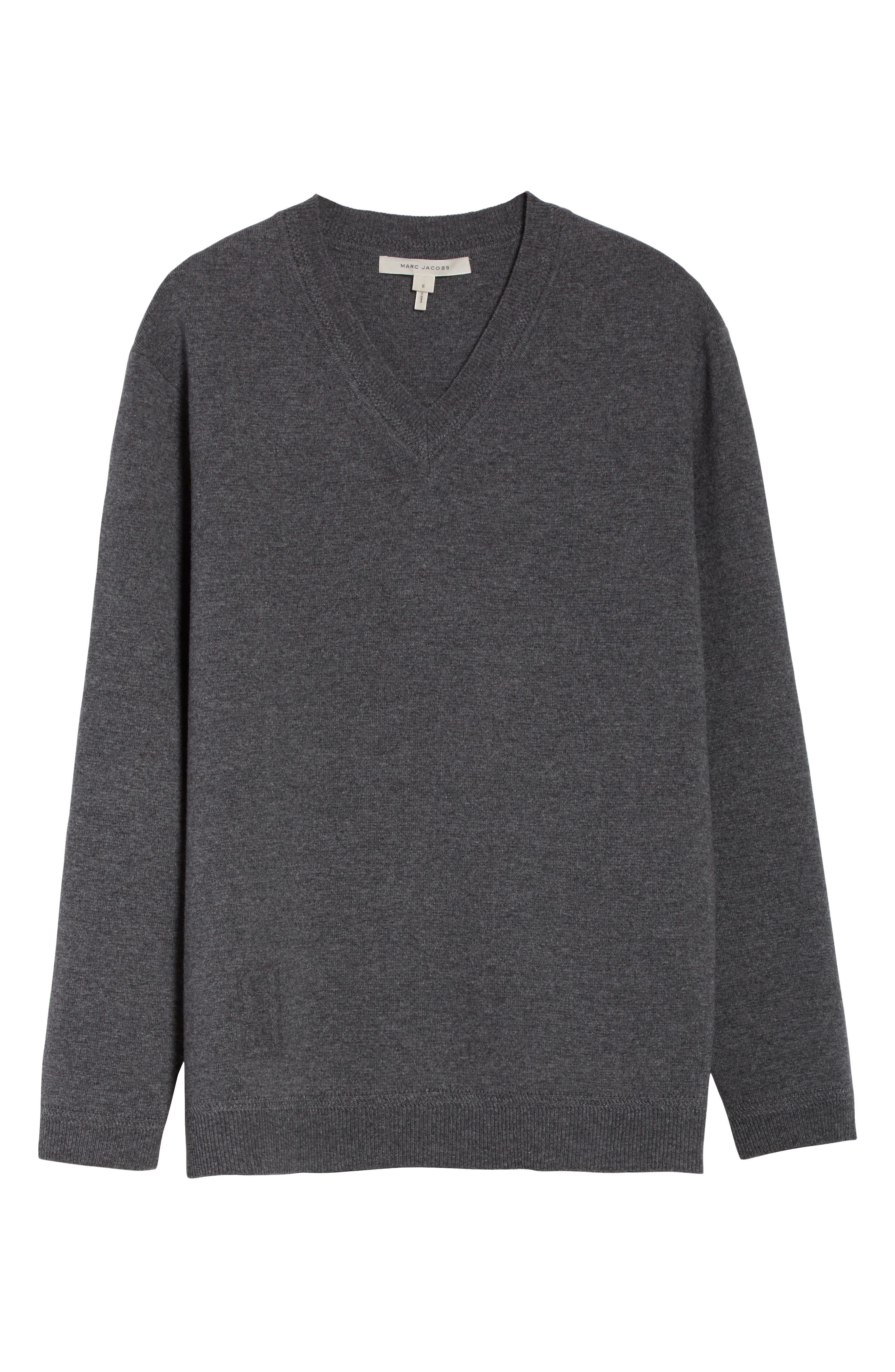 Wool & Cashmere Sweater,                             Alternate thumbnail 6, color,                             032