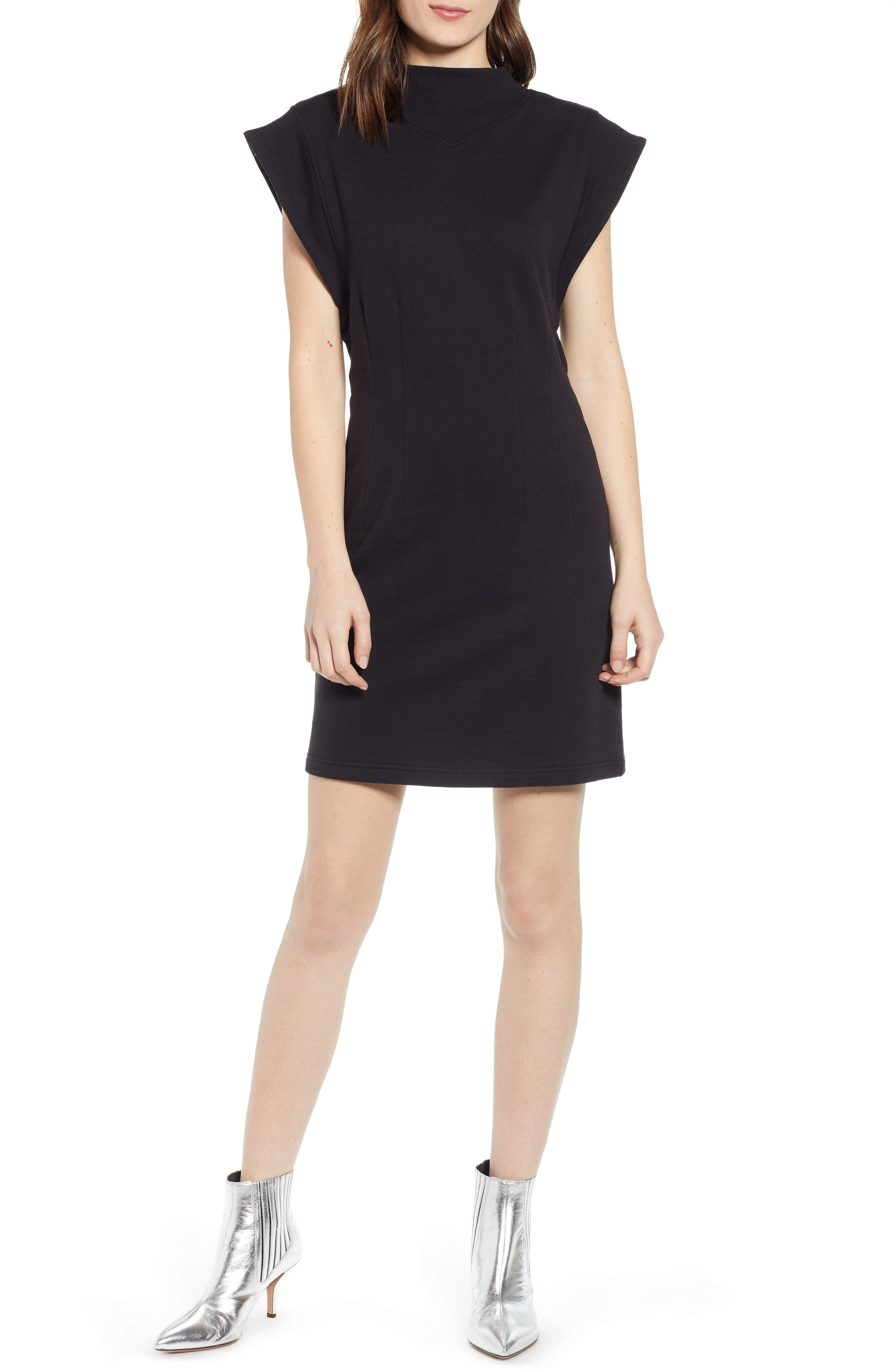 Rebecca Minkoff Wilson Dress, Black