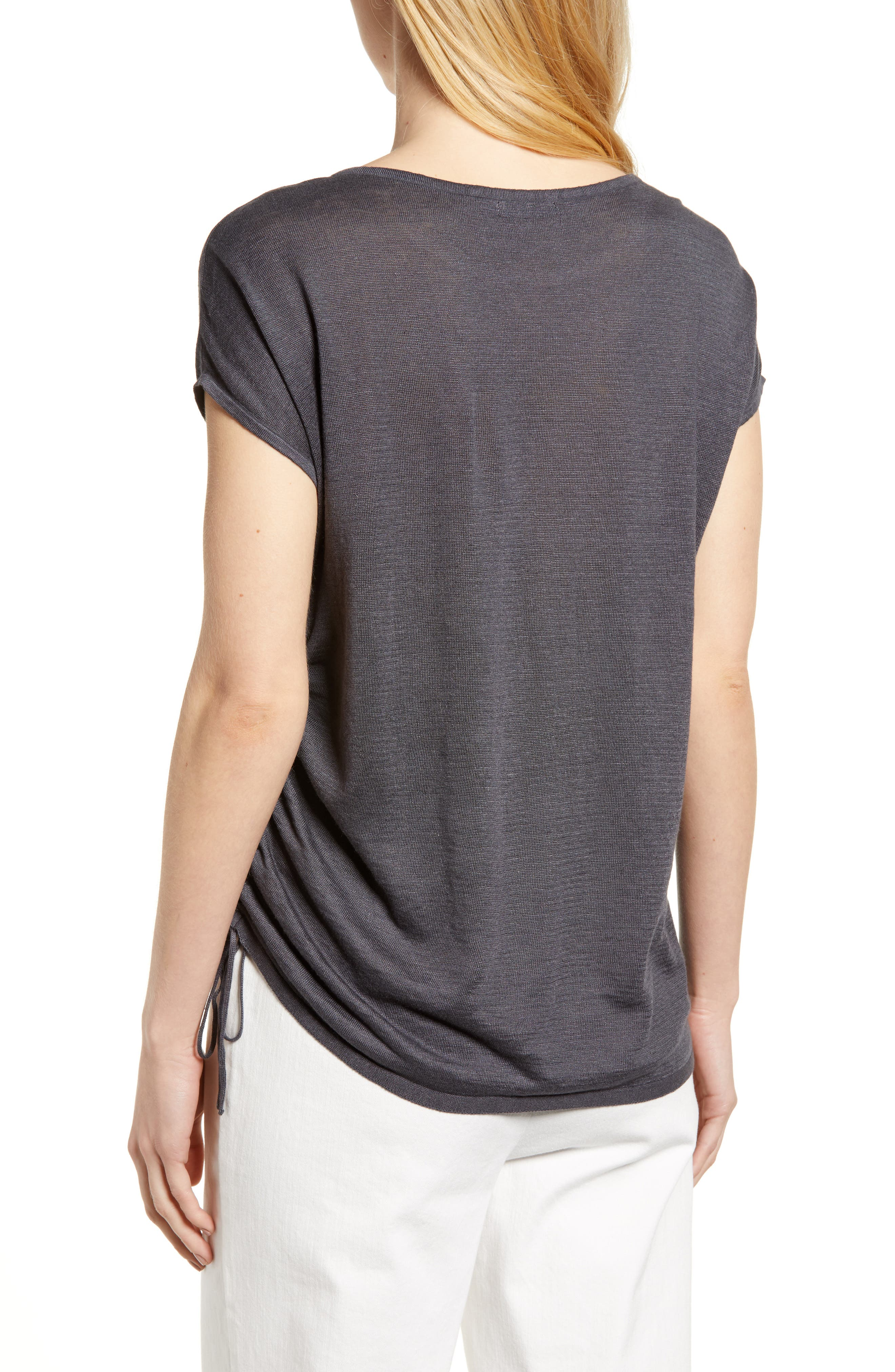 Refreshing Side Tie Top,                             Alternate thumbnail 8, color,