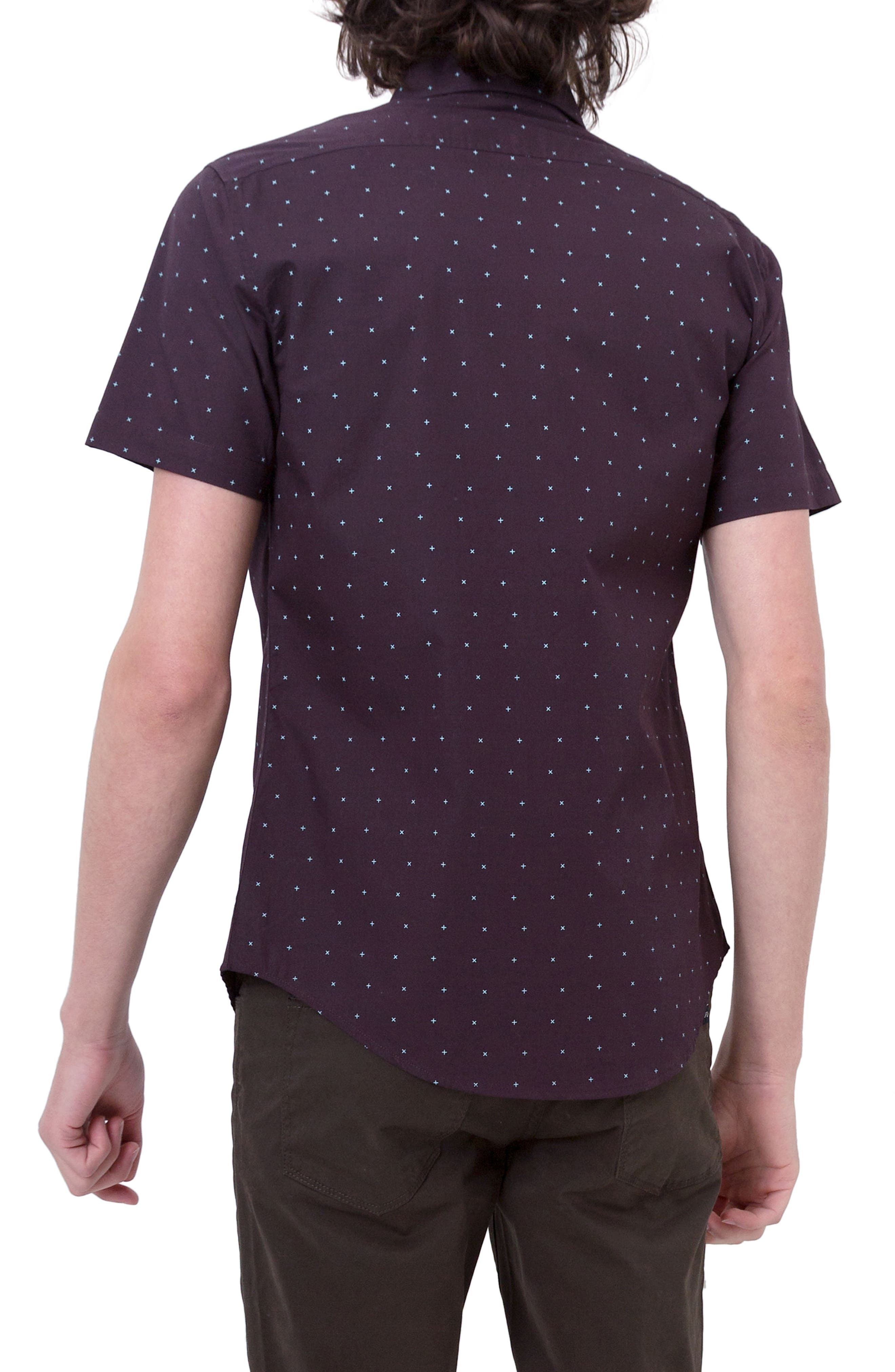 Hit Parade Woven Shirt,                             Alternate thumbnail 2, color,                             930