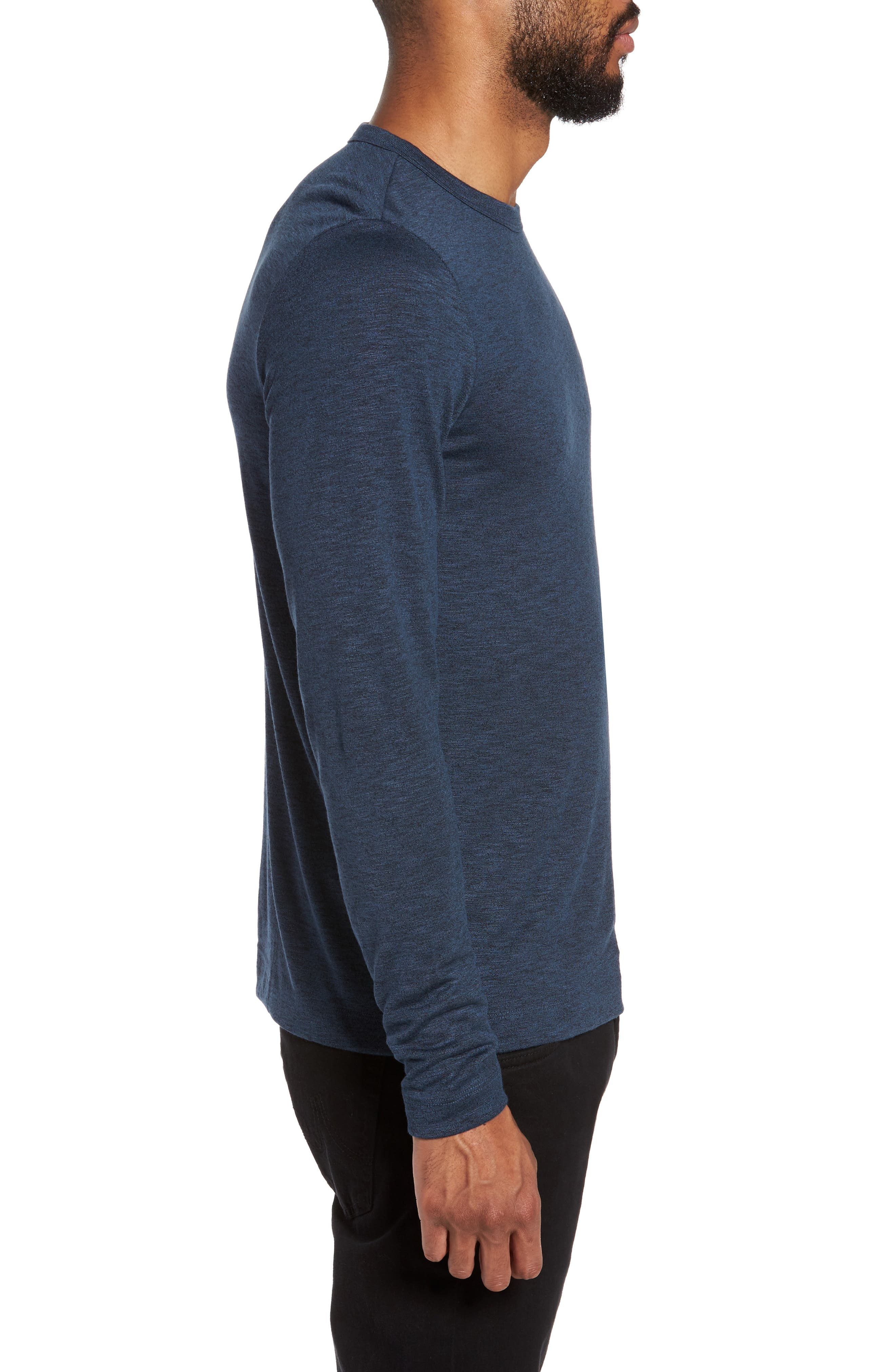 Long Sleeve T-Shirt,                             Alternate thumbnail 19, color,