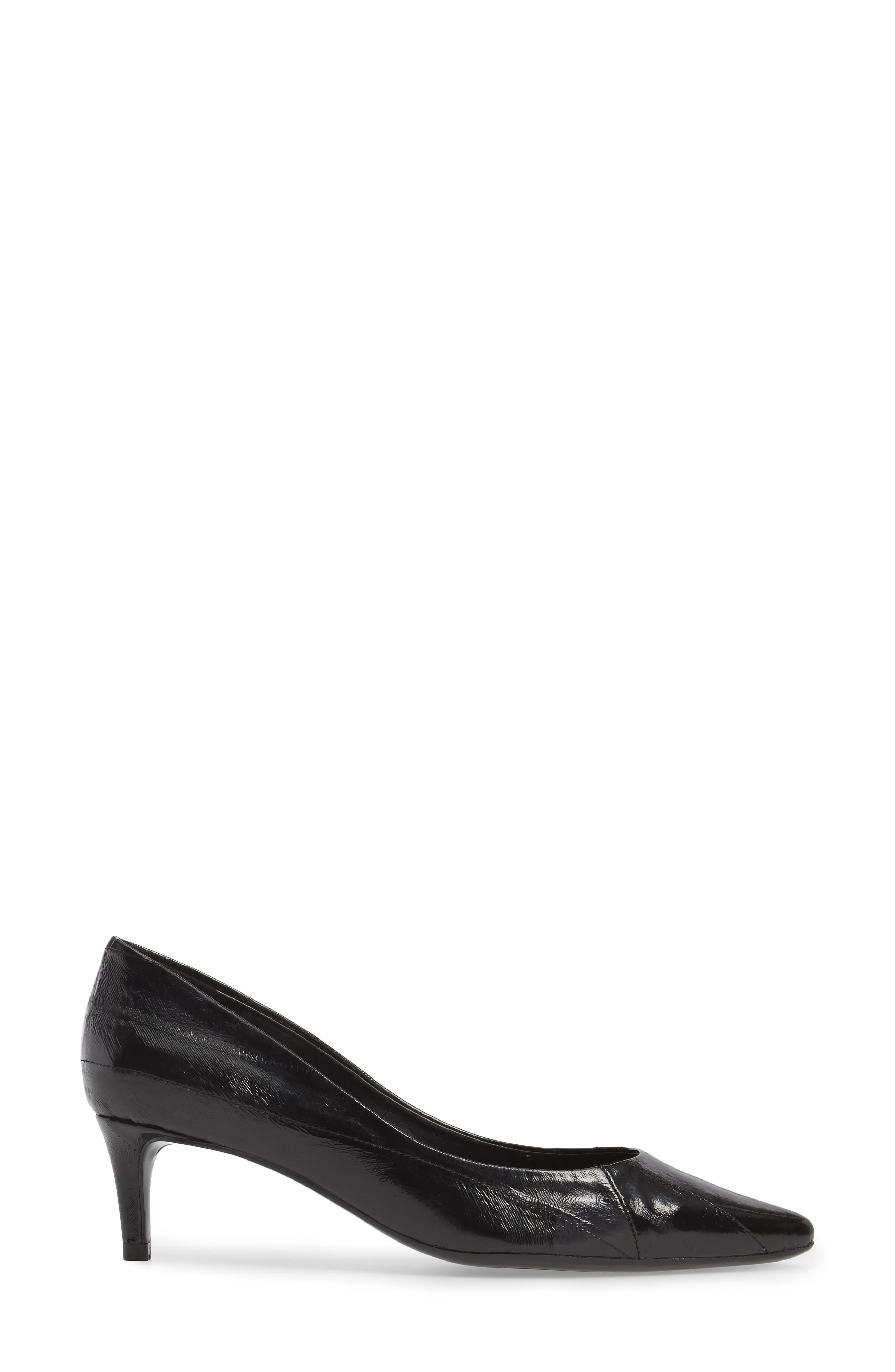Tommy Pointy Toe Pump,                             Alternate thumbnail 3, color,                             002