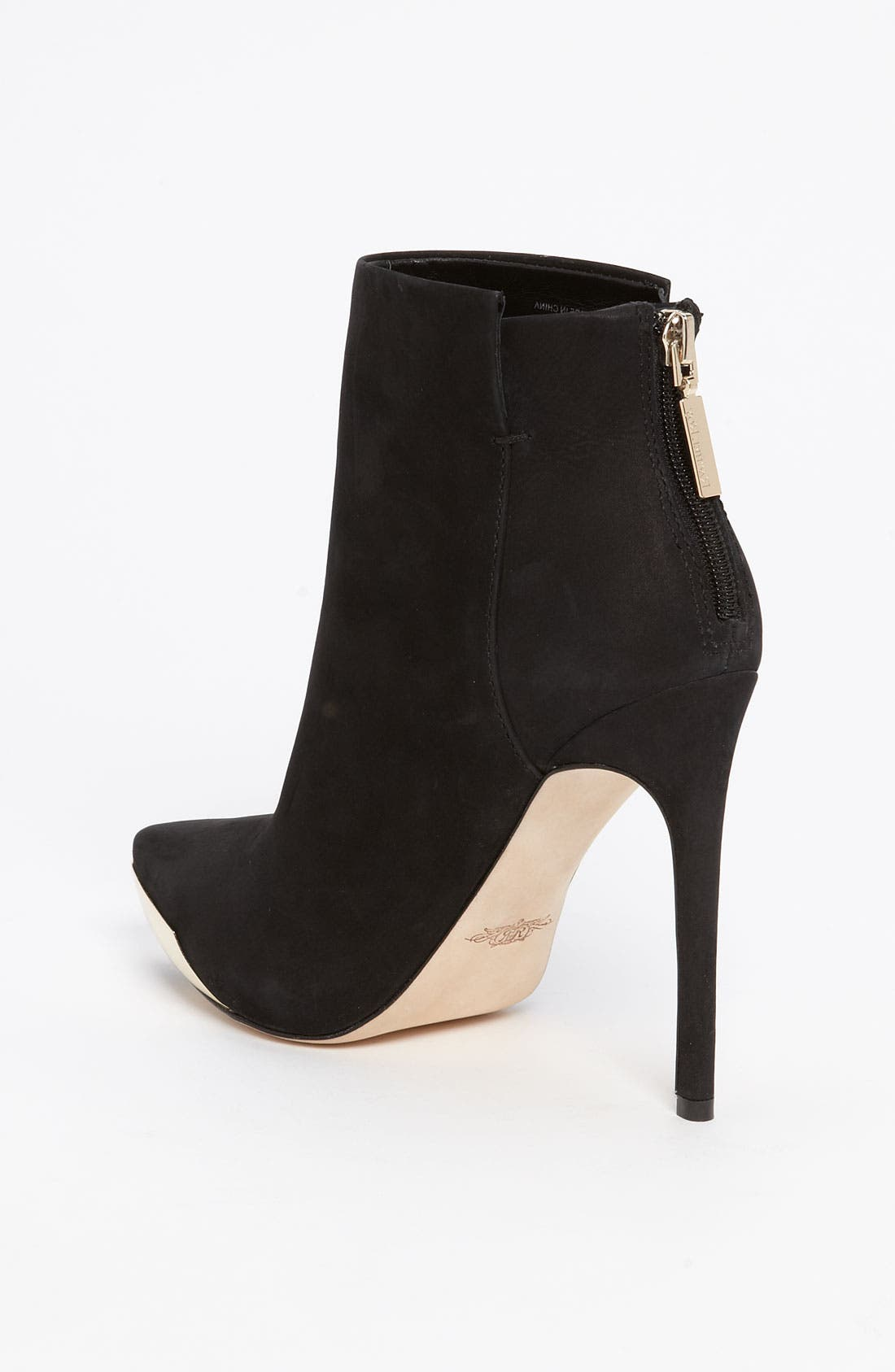 Rachel Roy 'Gillian' Bootie,                             Alternate thumbnail 4, color,                             001