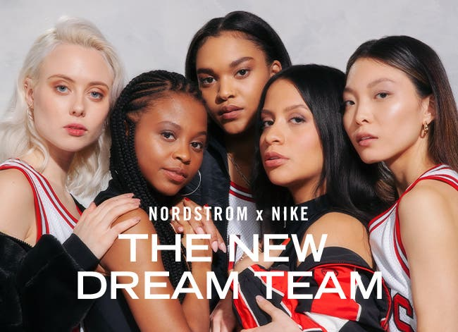 Nordstrom x Nike: the new dream team.