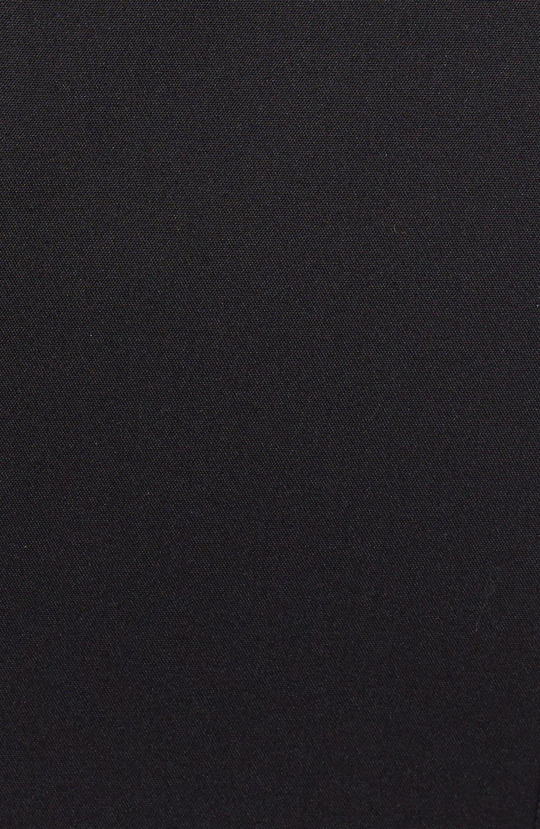 'Estelle' Cutout Cotton Blend Sheath Dress,                             Alternate thumbnail 5, color,