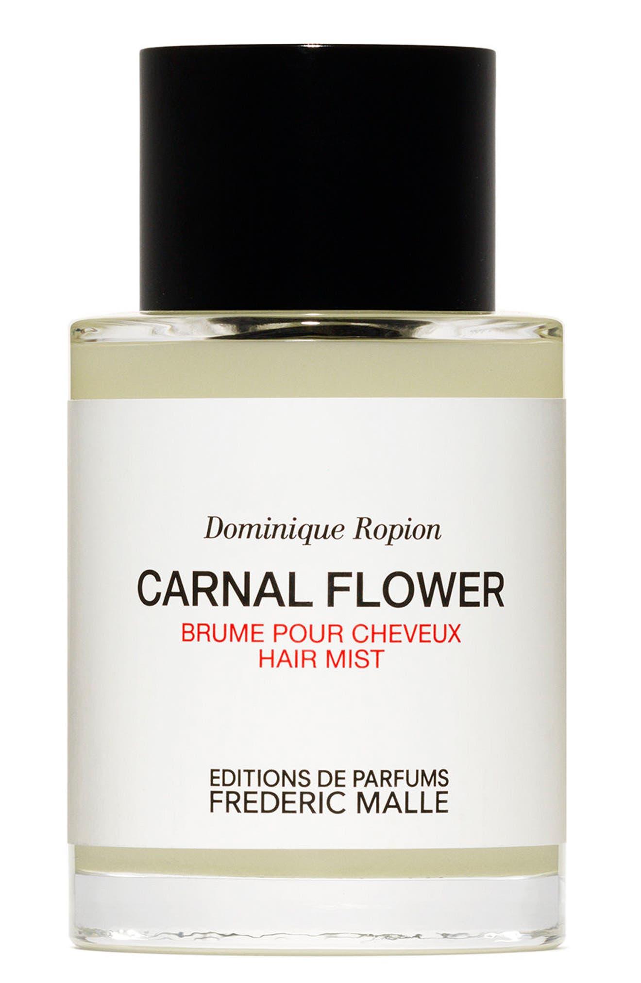Editions de Parfums Frédéric Malle Carnal Flower Hair Mist,                             Main thumbnail 1, color,                             NO COLOR