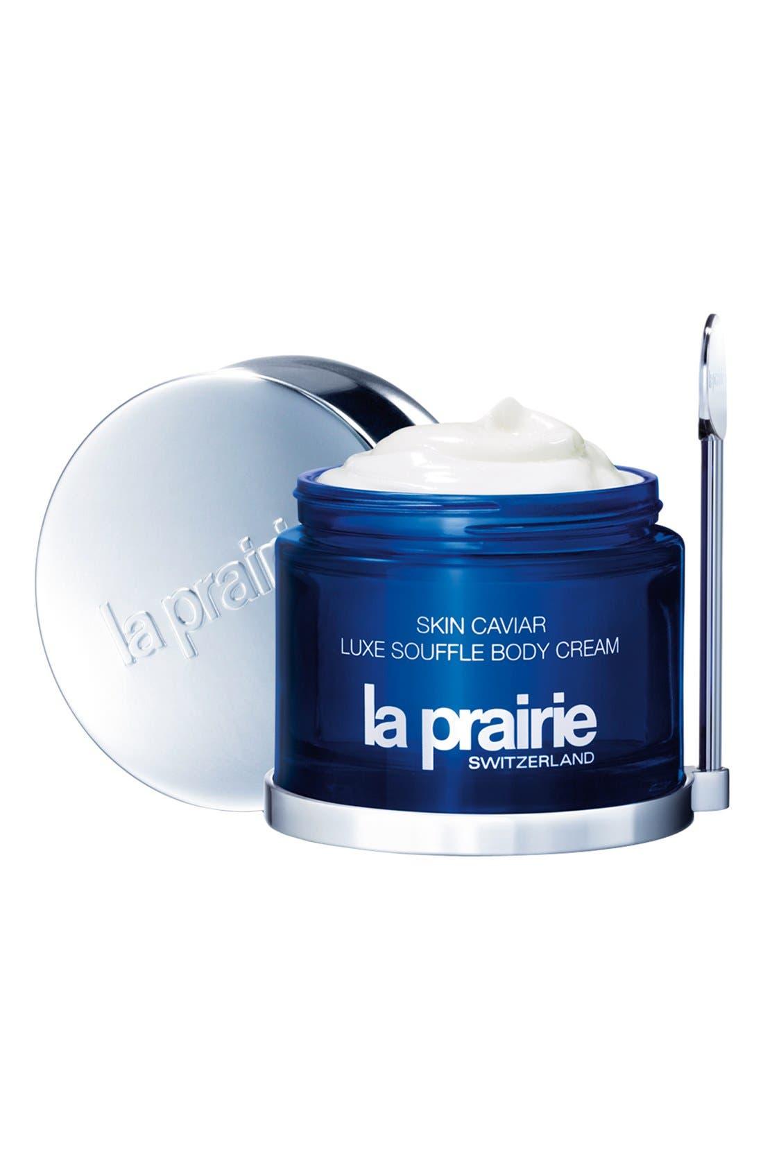 Skin Caviar Luxe Soufflé Body Cream,                             Alternate thumbnail 4, color,                             NO COLOR