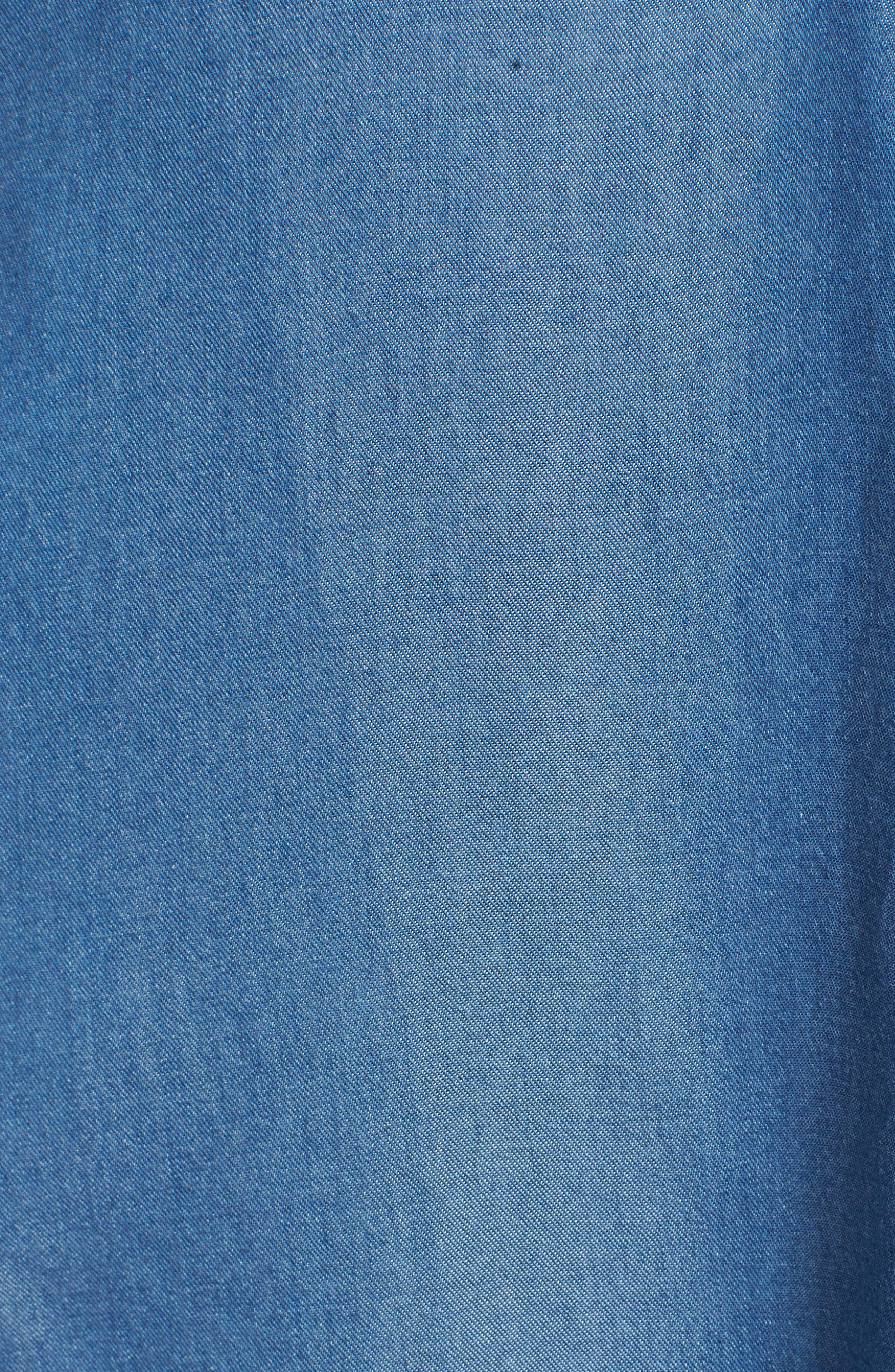 Festival Moonlit Tunic Dress,                             Alternate thumbnail 6, color,