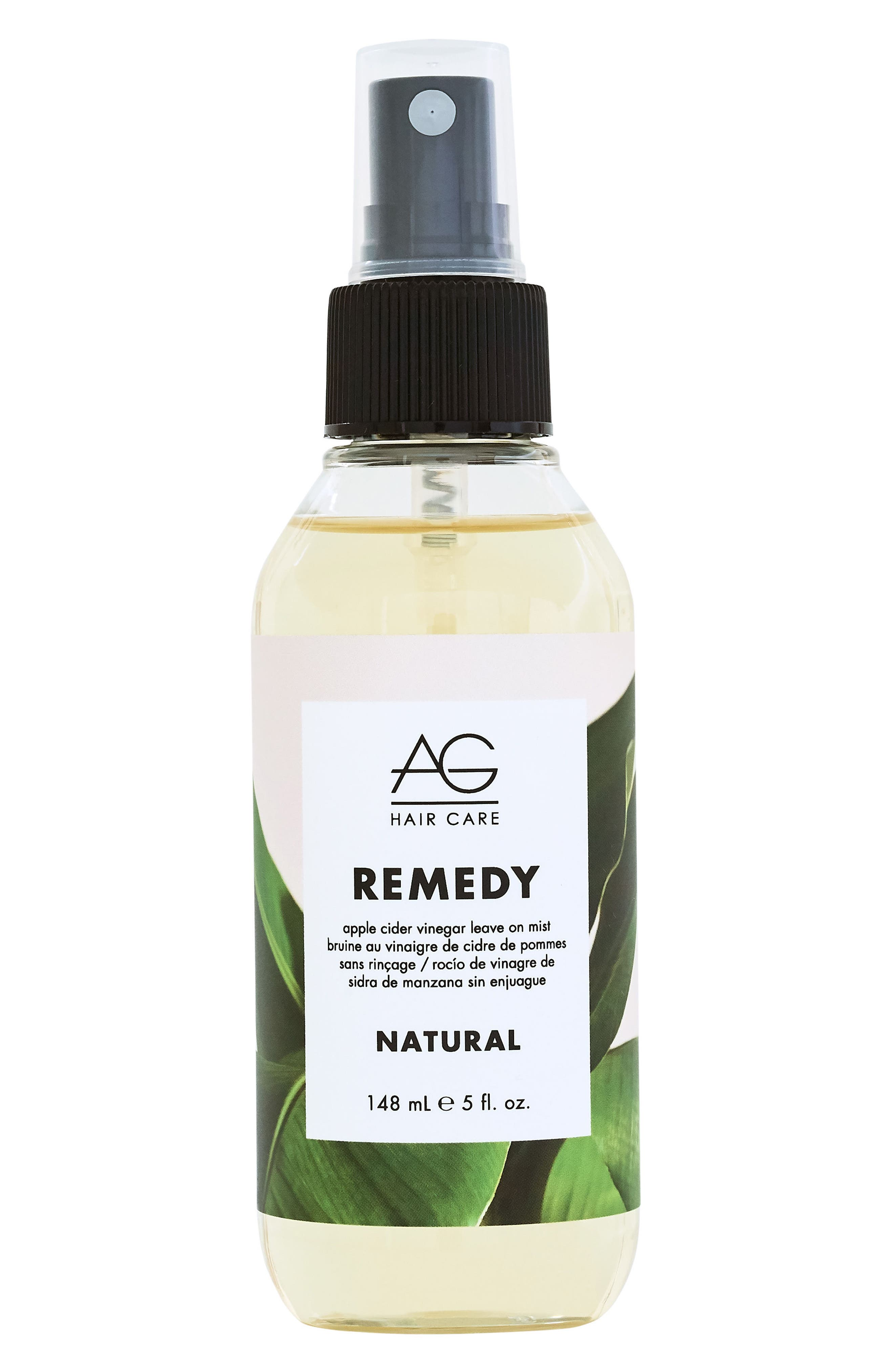 Remedy Apple Cider Vinegar Leave-On Mist,                             Main thumbnail 1, color,                             NO COLOR