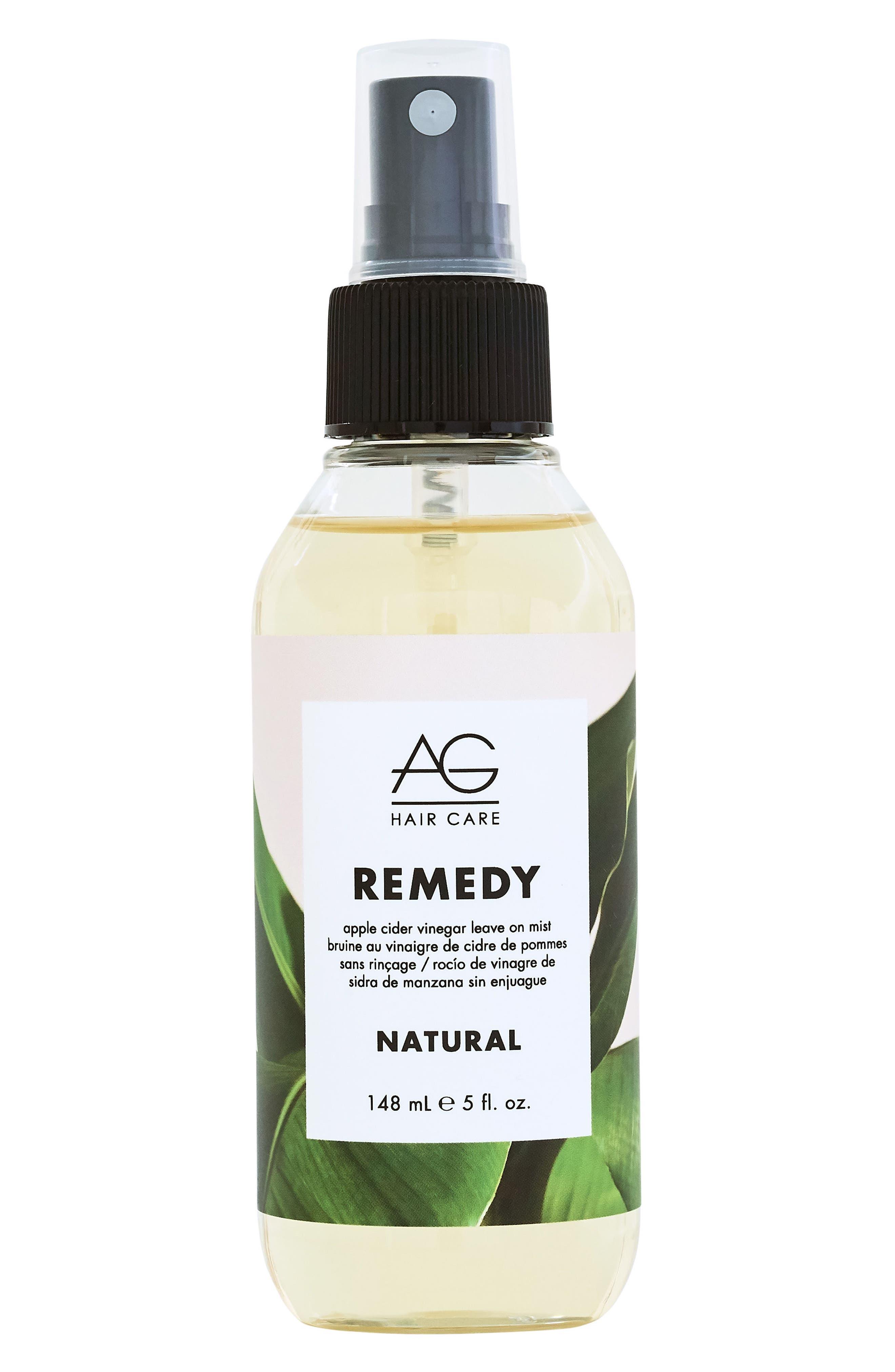 Remedy Apple Cider Vinegar Leave-On Mist,                         Main,                         color, NO COLOR