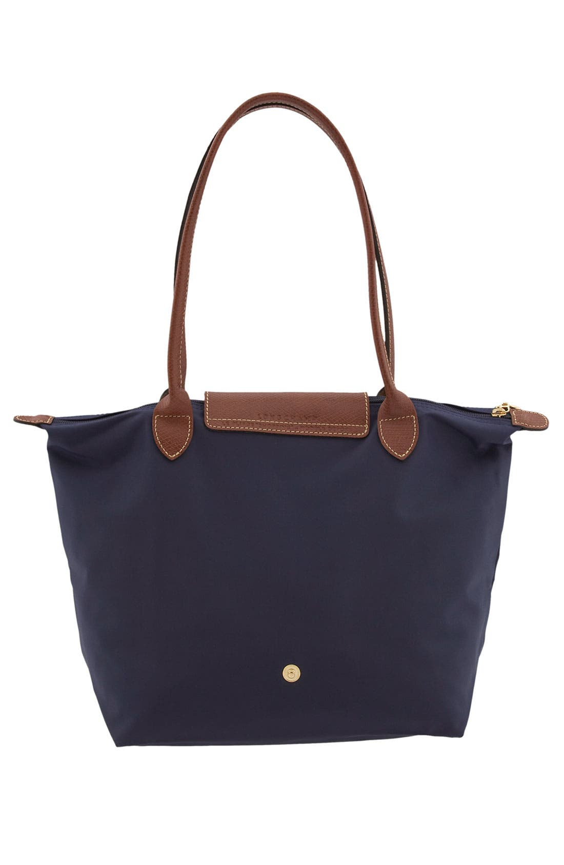 'Small Le Pliage' Tote,                             Alternate thumbnail 3, color,                             456