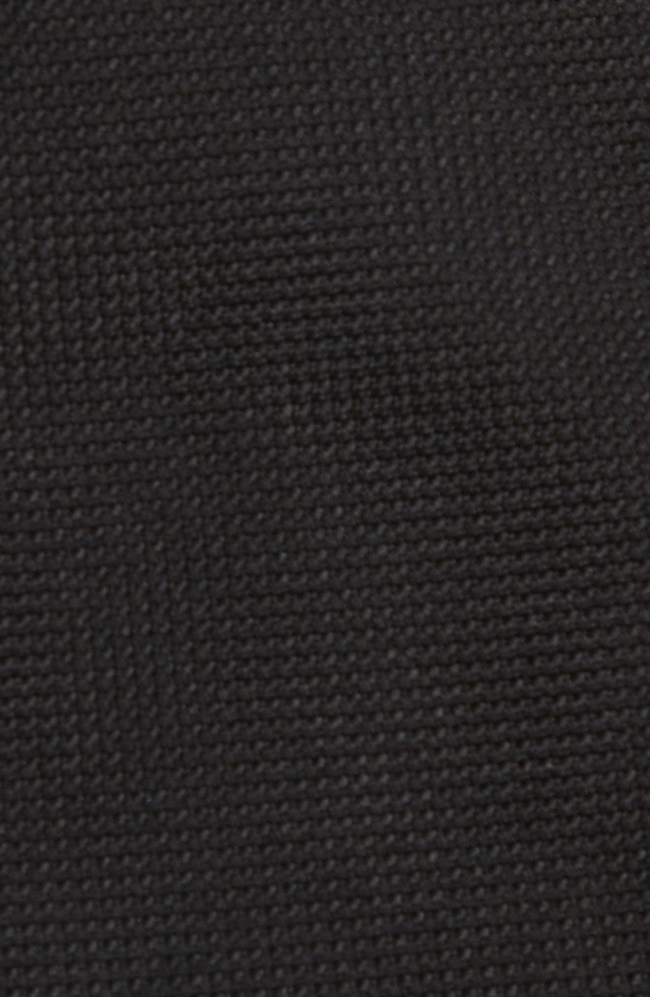 Jameswood Silk Tie,                             Alternate thumbnail 2, color,                             BLACK