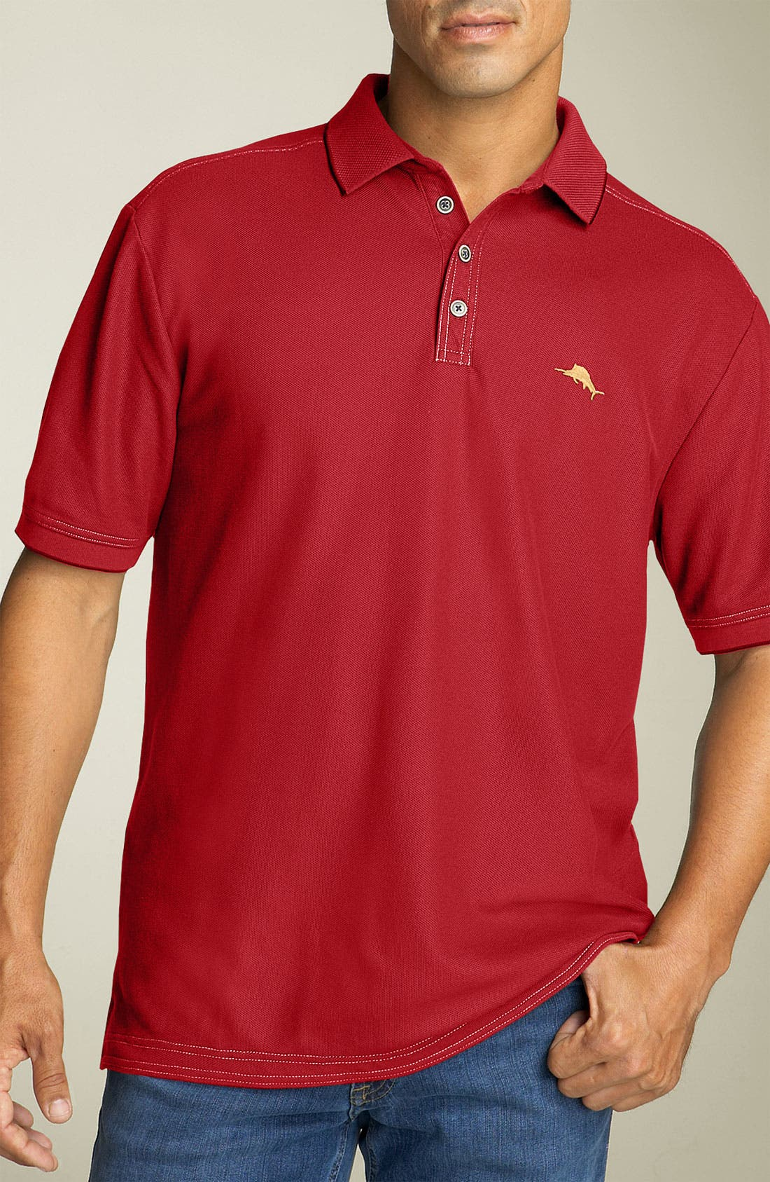 'The Emfielder' Original Fit Piqué Polo,                             Main thumbnail 96, color,