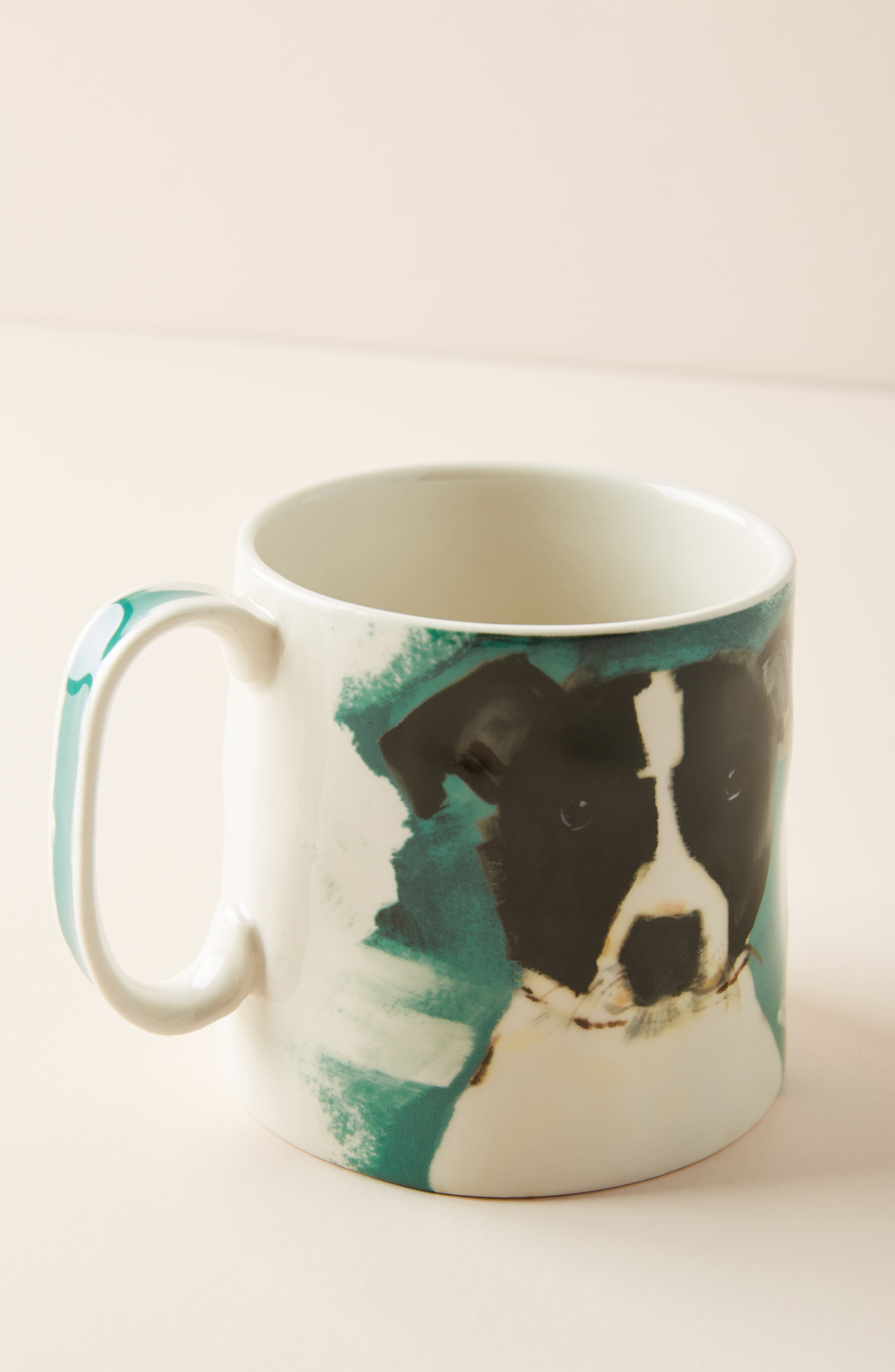 Dog a Day Mug,                             Alternate thumbnail 2, color,                             315