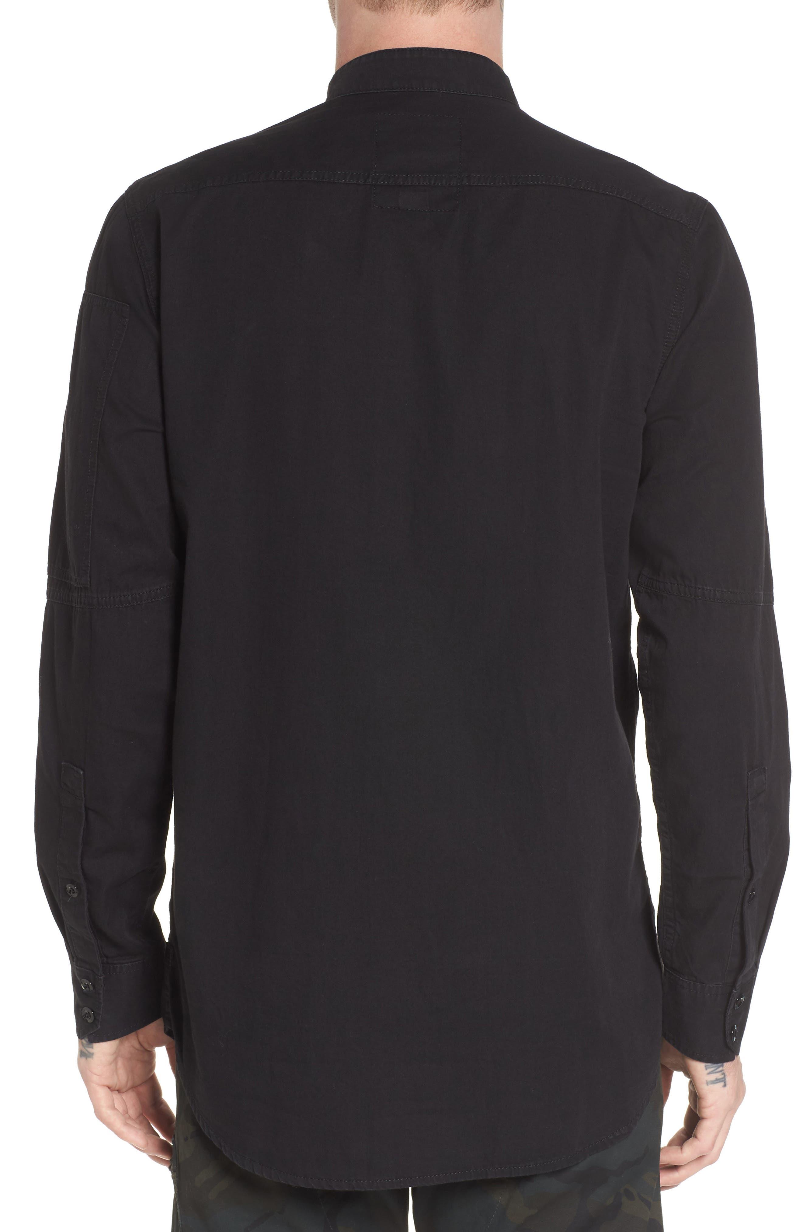 Stalt C-Less Shirt,                             Alternate thumbnail 2, color,                             001