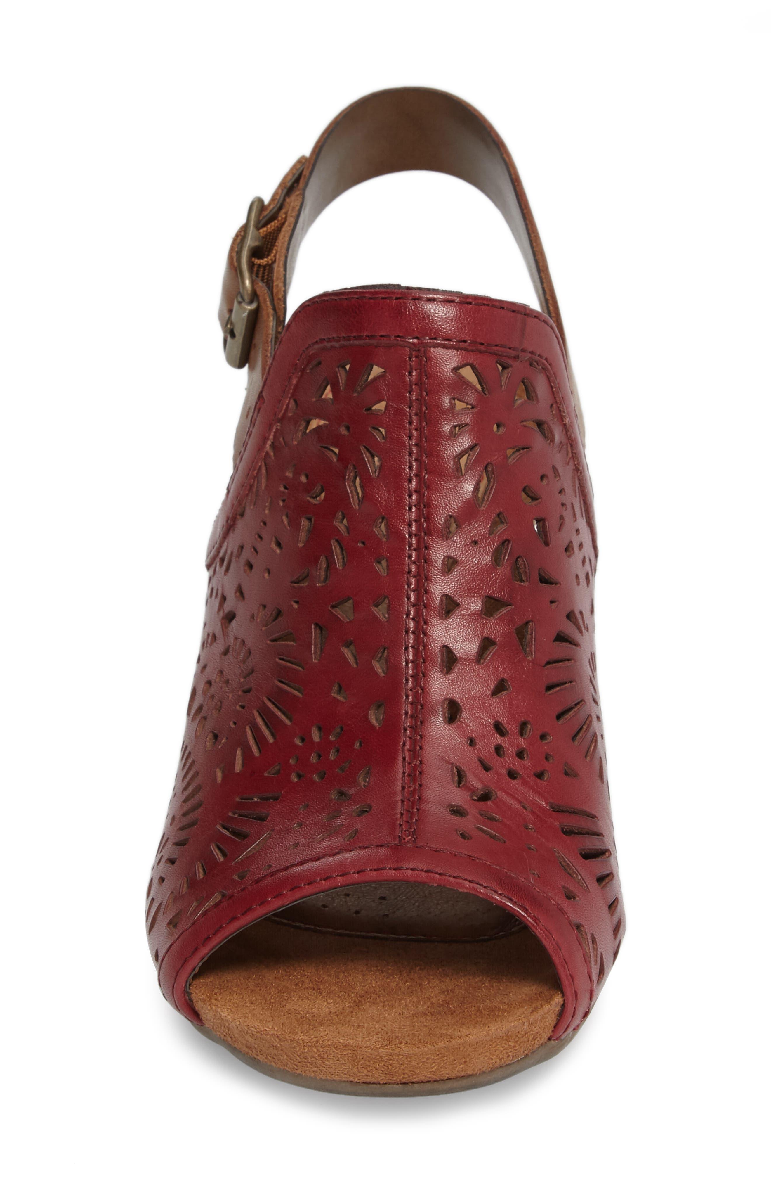 Tropez Block Heel Sandal,                             Alternate thumbnail 16, color,