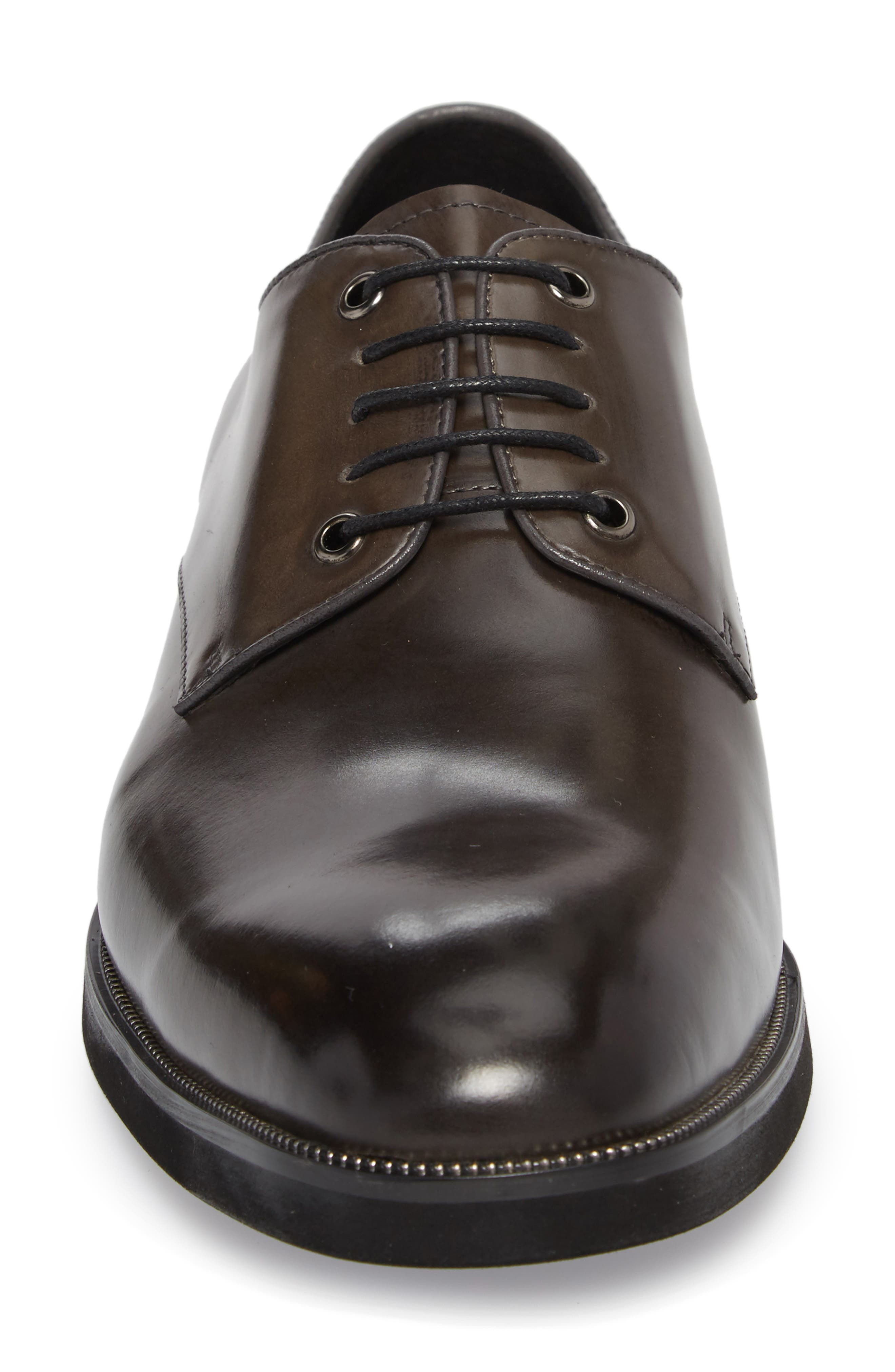 Studded Oxford,                             Alternate thumbnail 4, color,                             GREY
