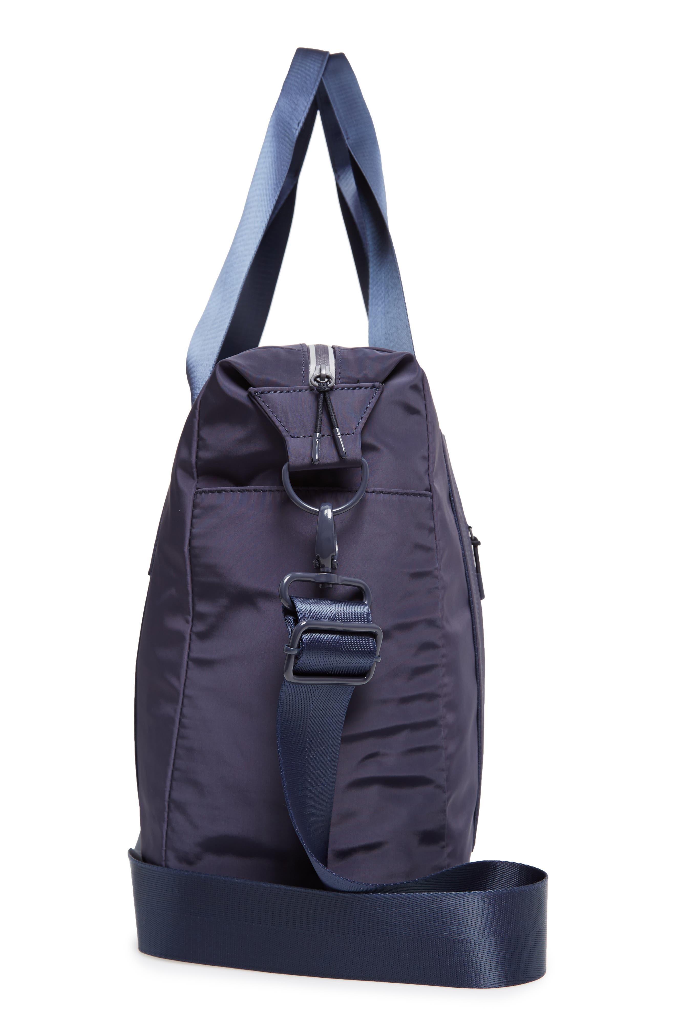 New Perforated Duffel Bag,                             Alternate thumbnail 5, color,                             NAVY MARITIME