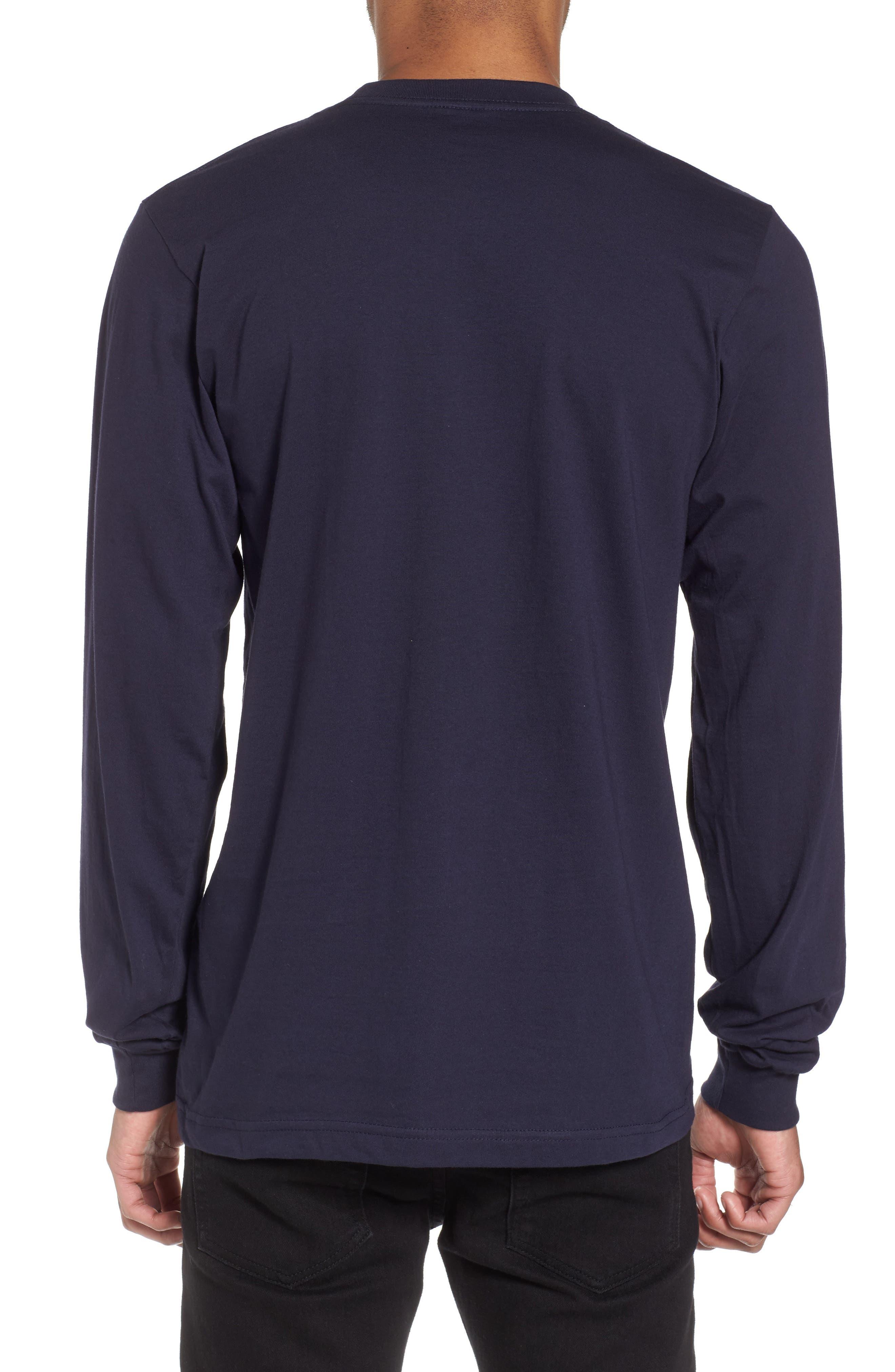 Foul Weather Fans T-Shirt,                             Alternate thumbnail 2, color,                             400