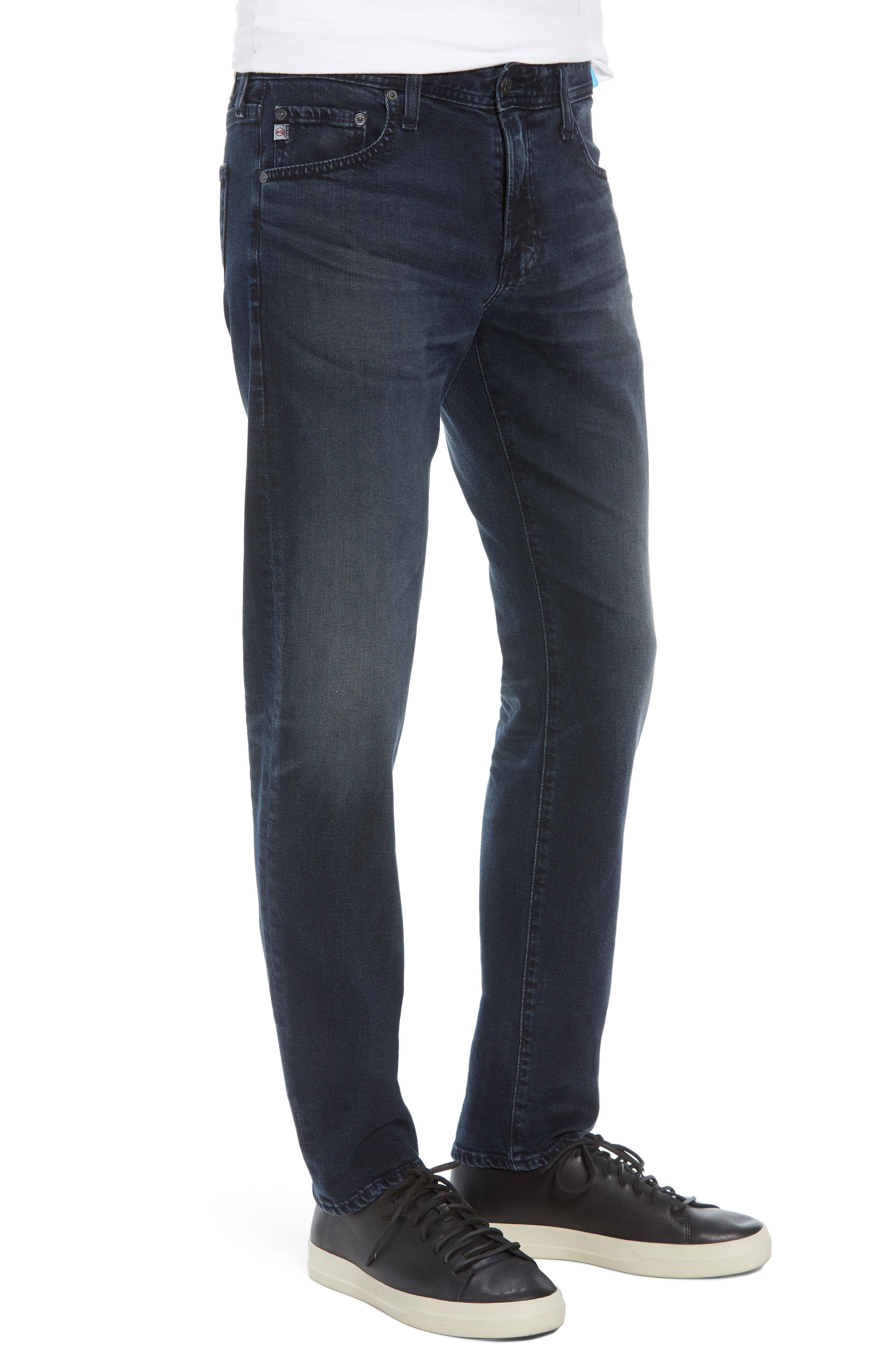 Tellis Slim Fit Jeans,                             Alternate thumbnail 3, color,                             2 YEARS RUMBLE