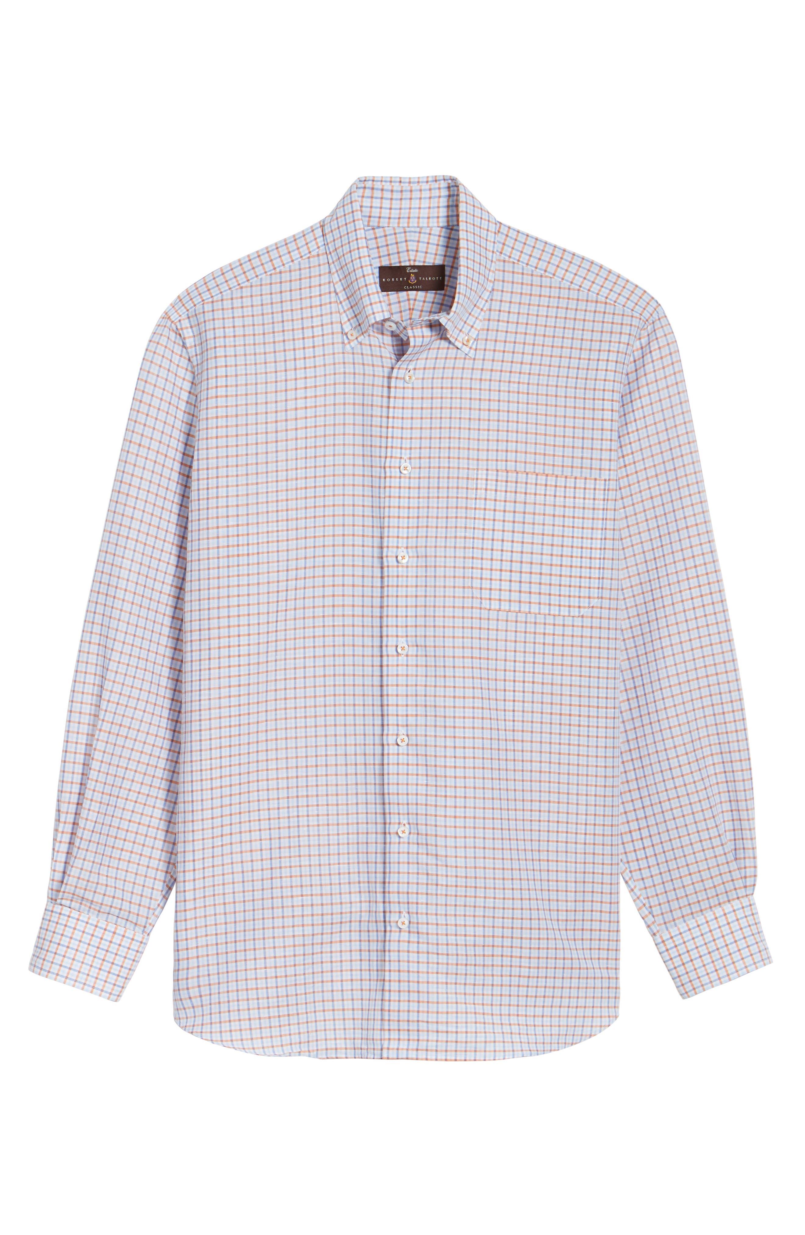 Estate Classic Fit Sport Shirt,                             Alternate thumbnail 6, color,                             810
