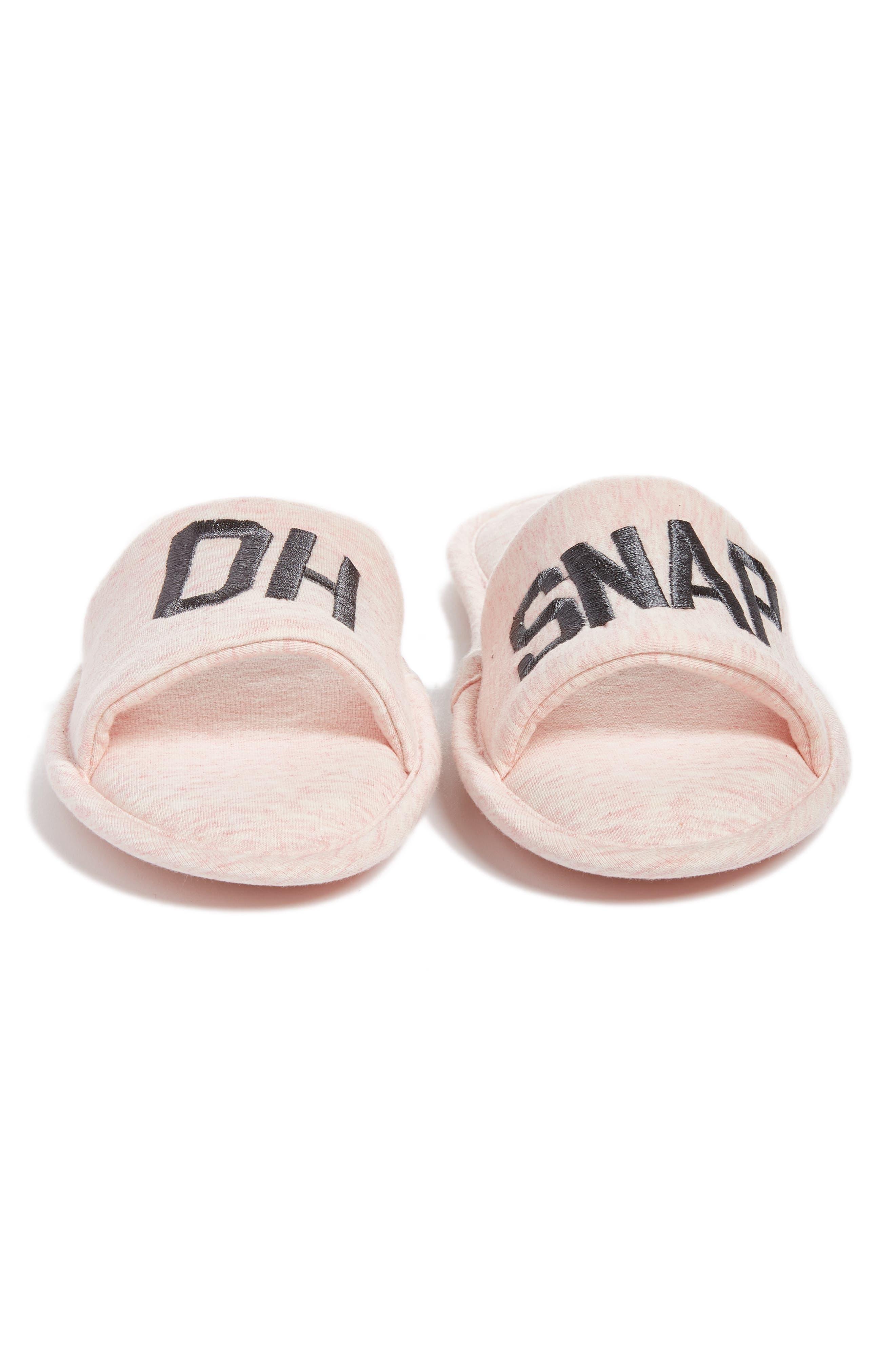 Hi & Bye Slide Slippers,                             Alternate thumbnail 12, color,