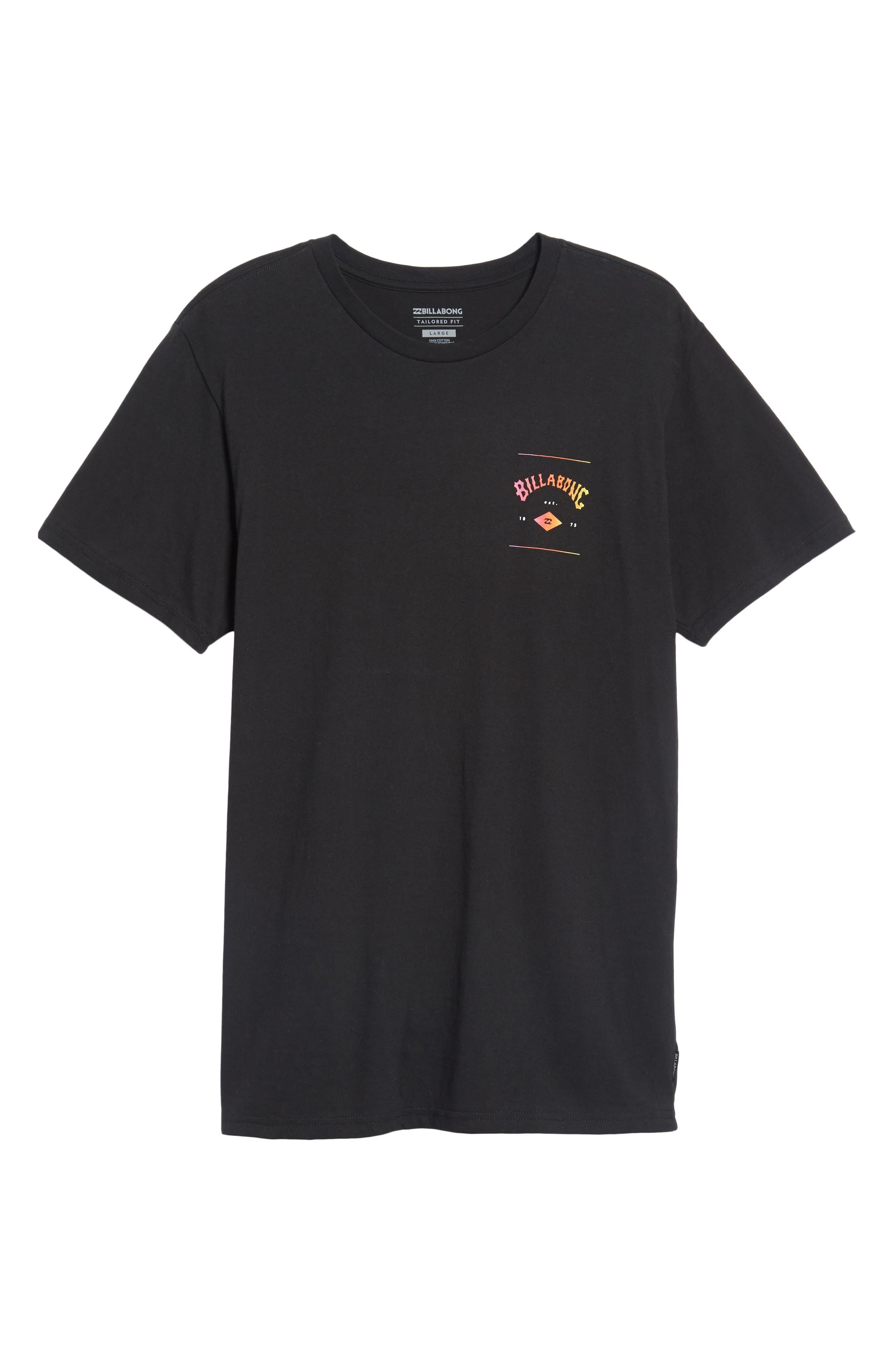Station T-Shirt,                             Alternate thumbnail 6, color,