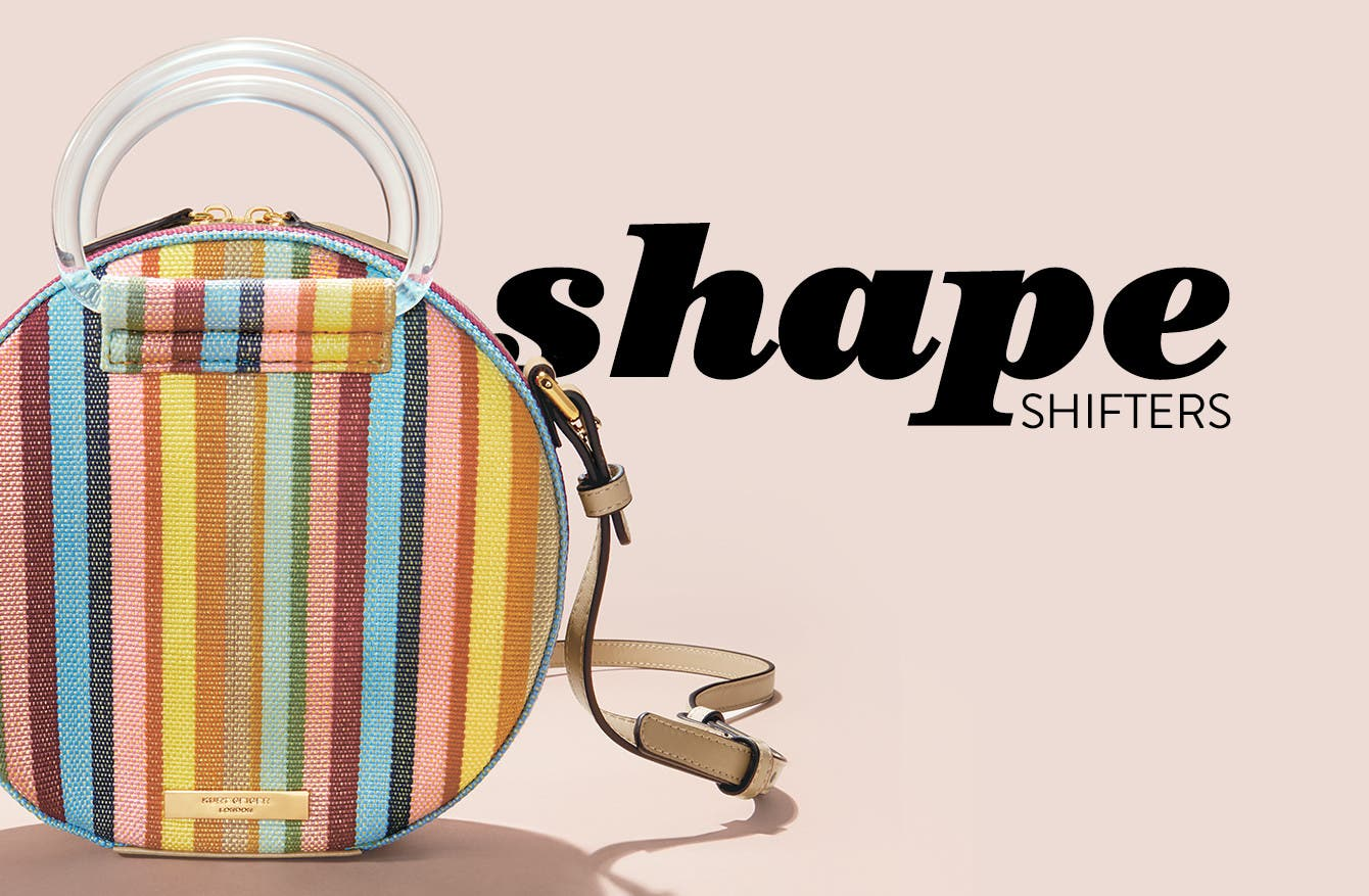 Shape shifters.