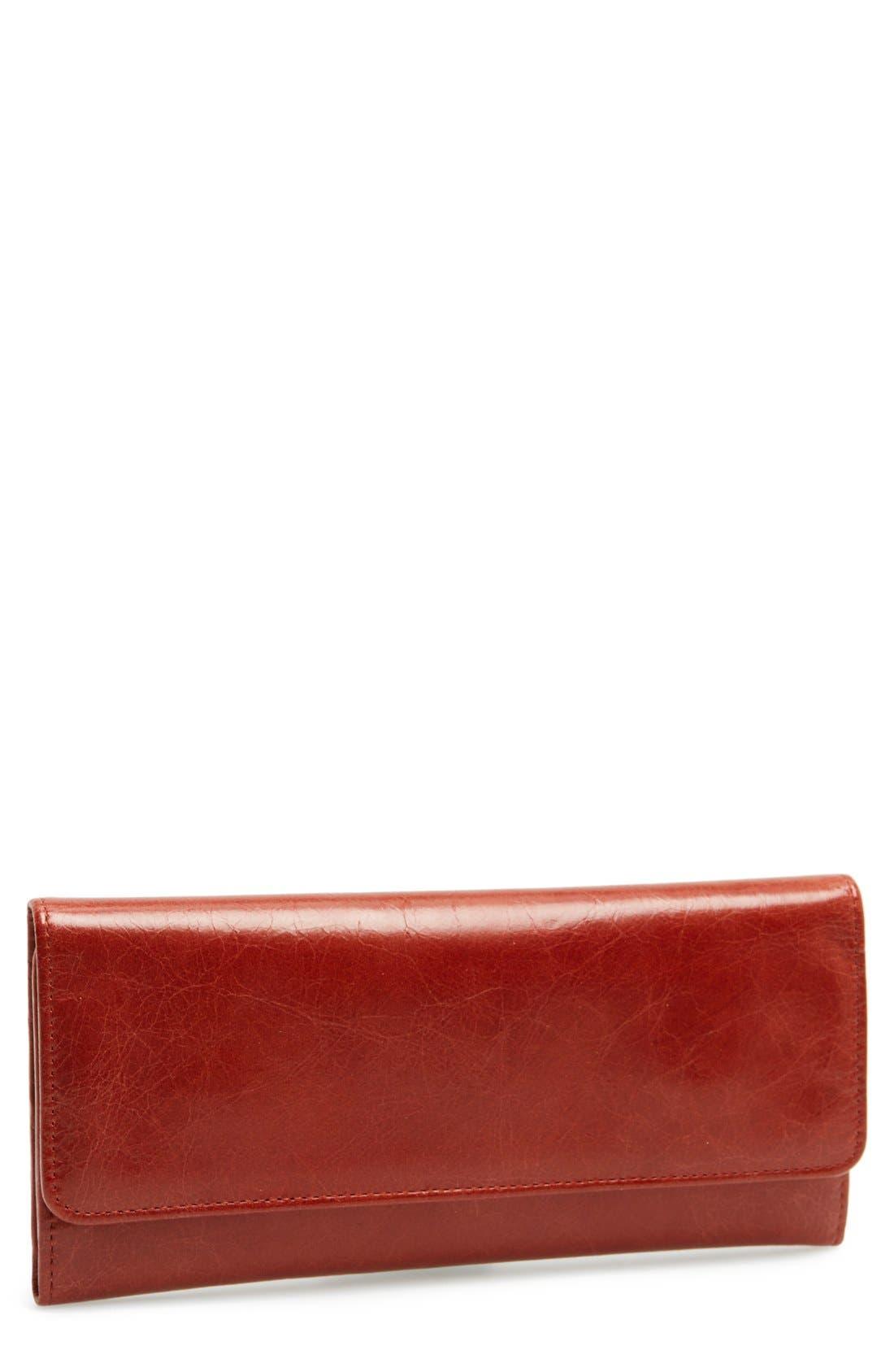 'Sadie' Leather Wallet,                             Main thumbnail 27, color,