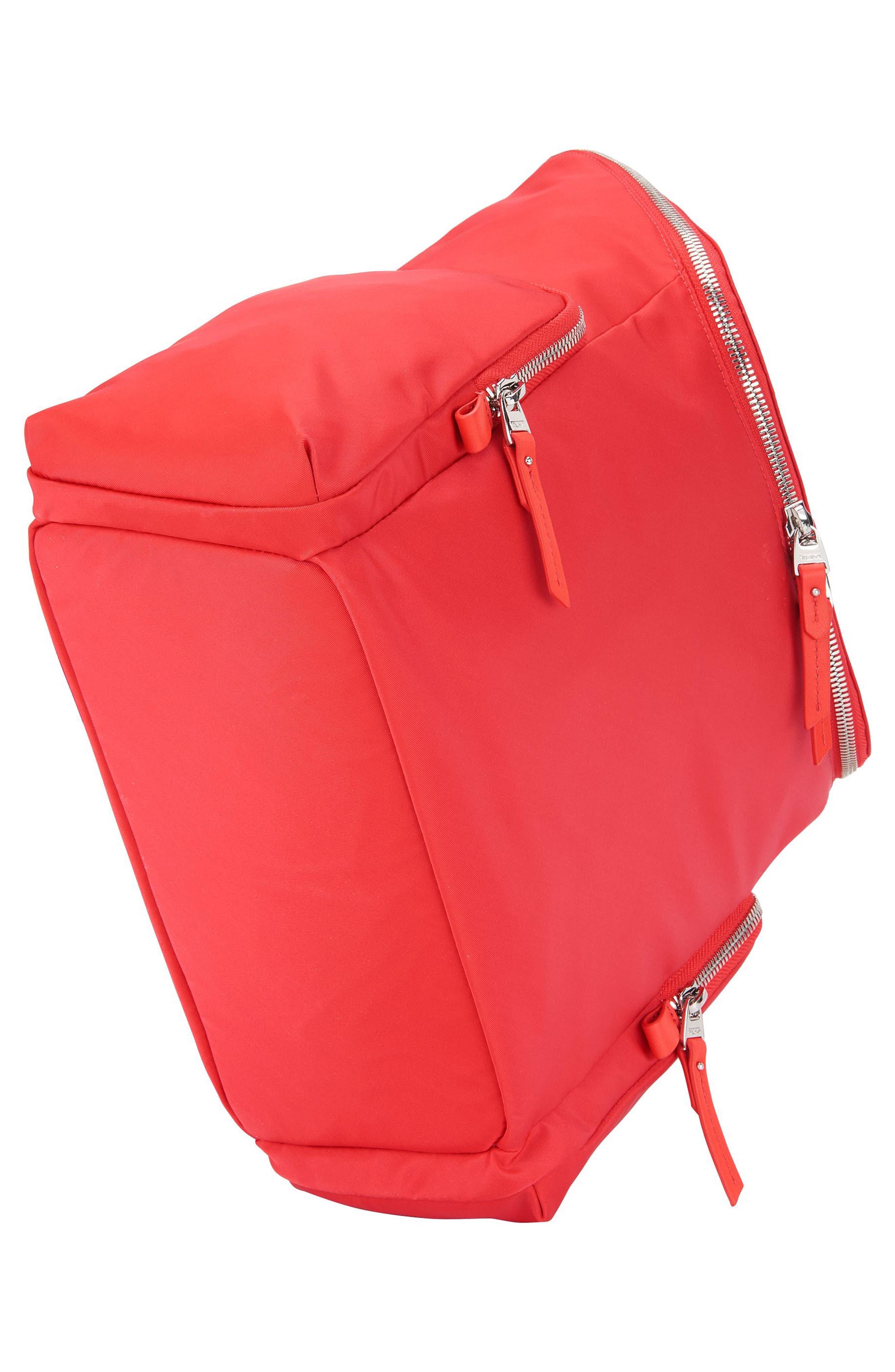 Voyageur Lexa Nylon Backpack,                             Alternate thumbnail 20, color,