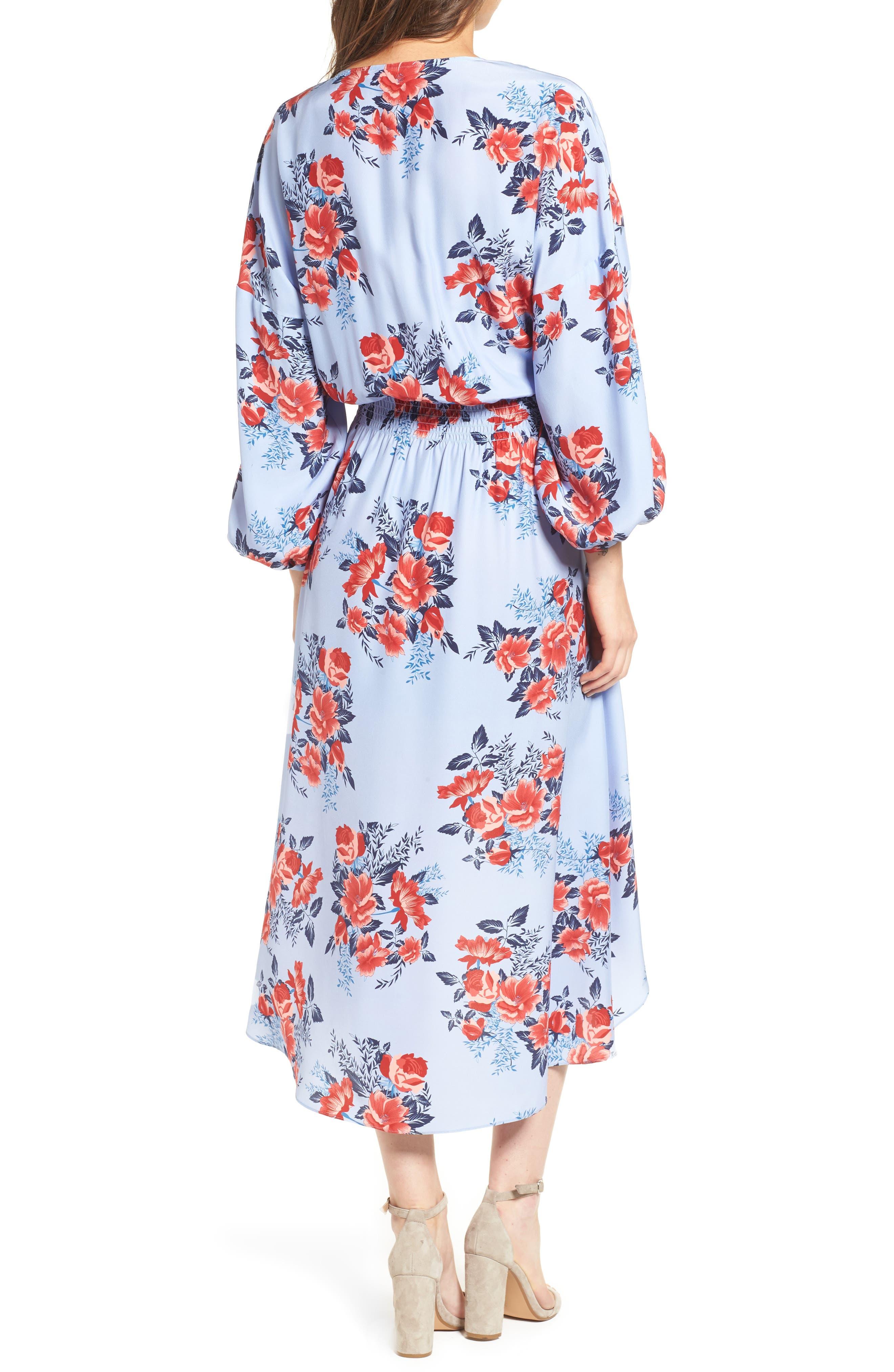 Xiomara Silk Dress,                             Alternate thumbnail 2, color,                             400