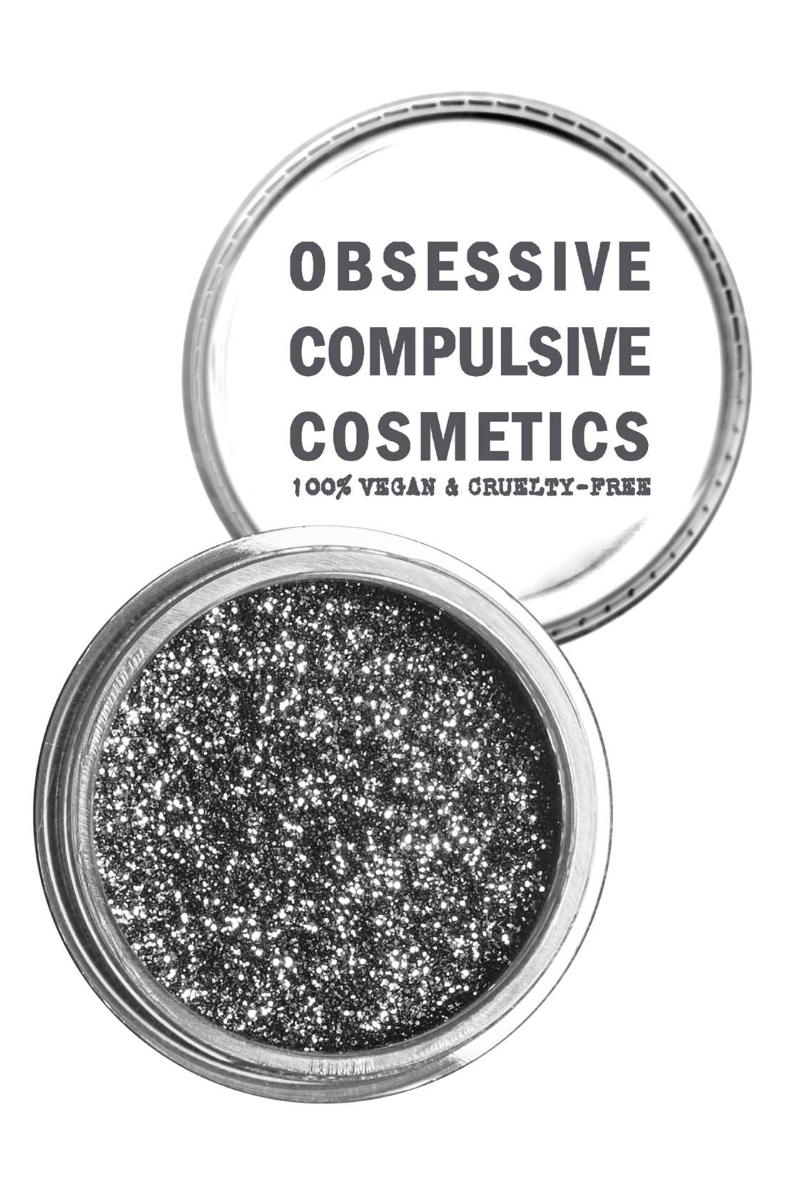 Cosmetic Glitter,                             Main thumbnail 1, color,                             SLATE