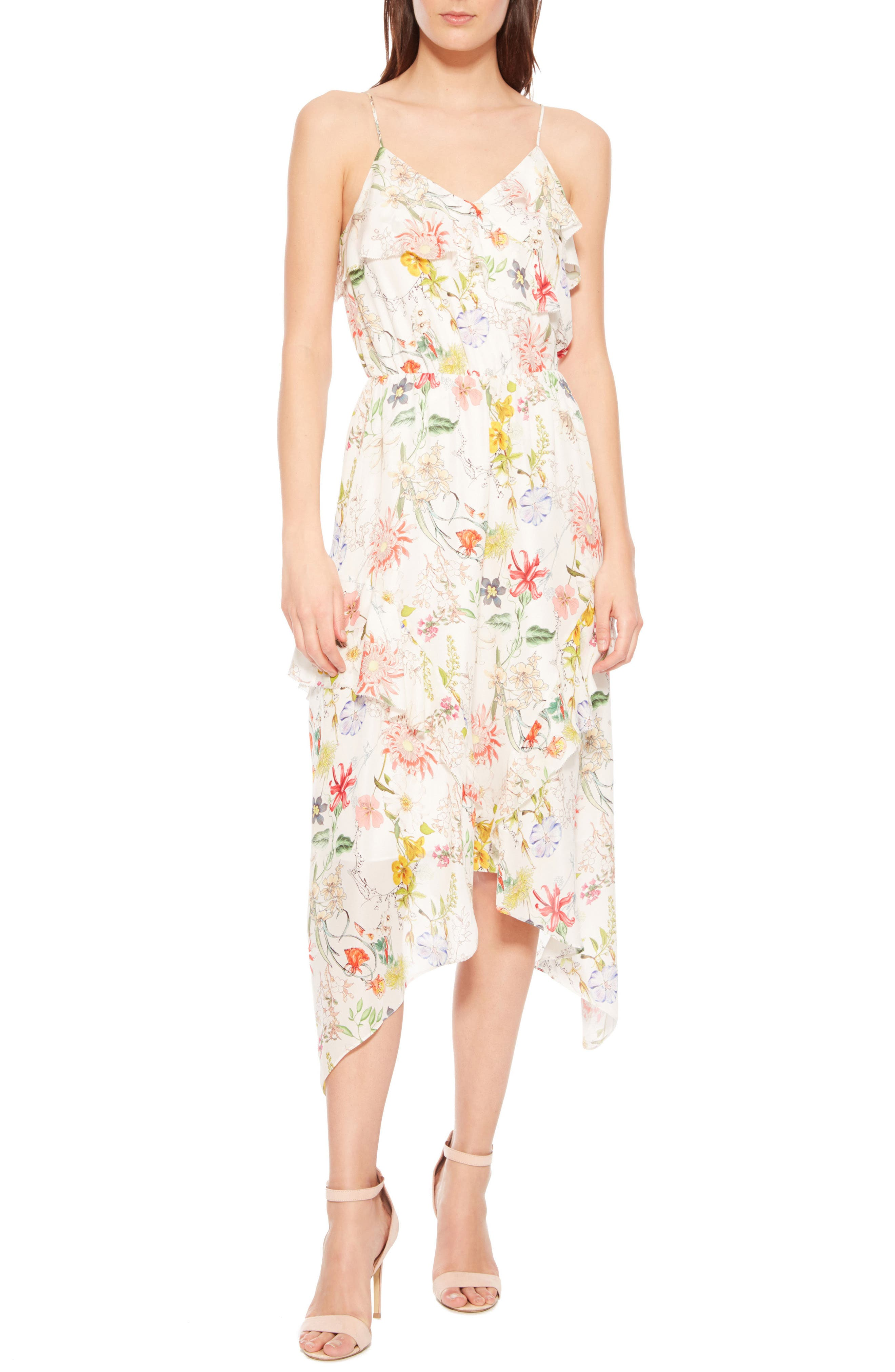 PARKER,                             Vanna Dress,                             Alternate thumbnail 5, color,                             908