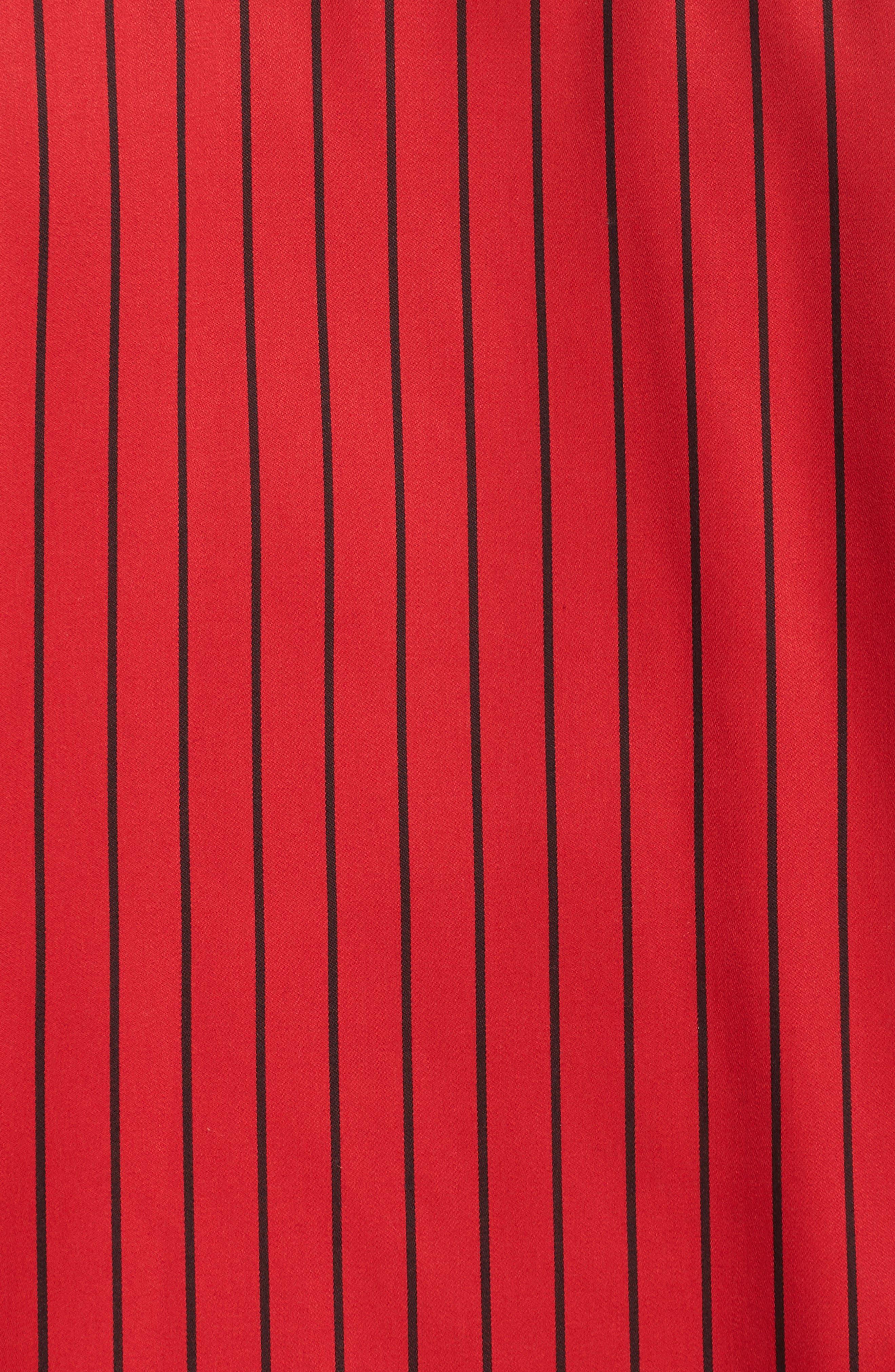 Annie Holiday Stripe Shirt,                             Alternate thumbnail 10, color,