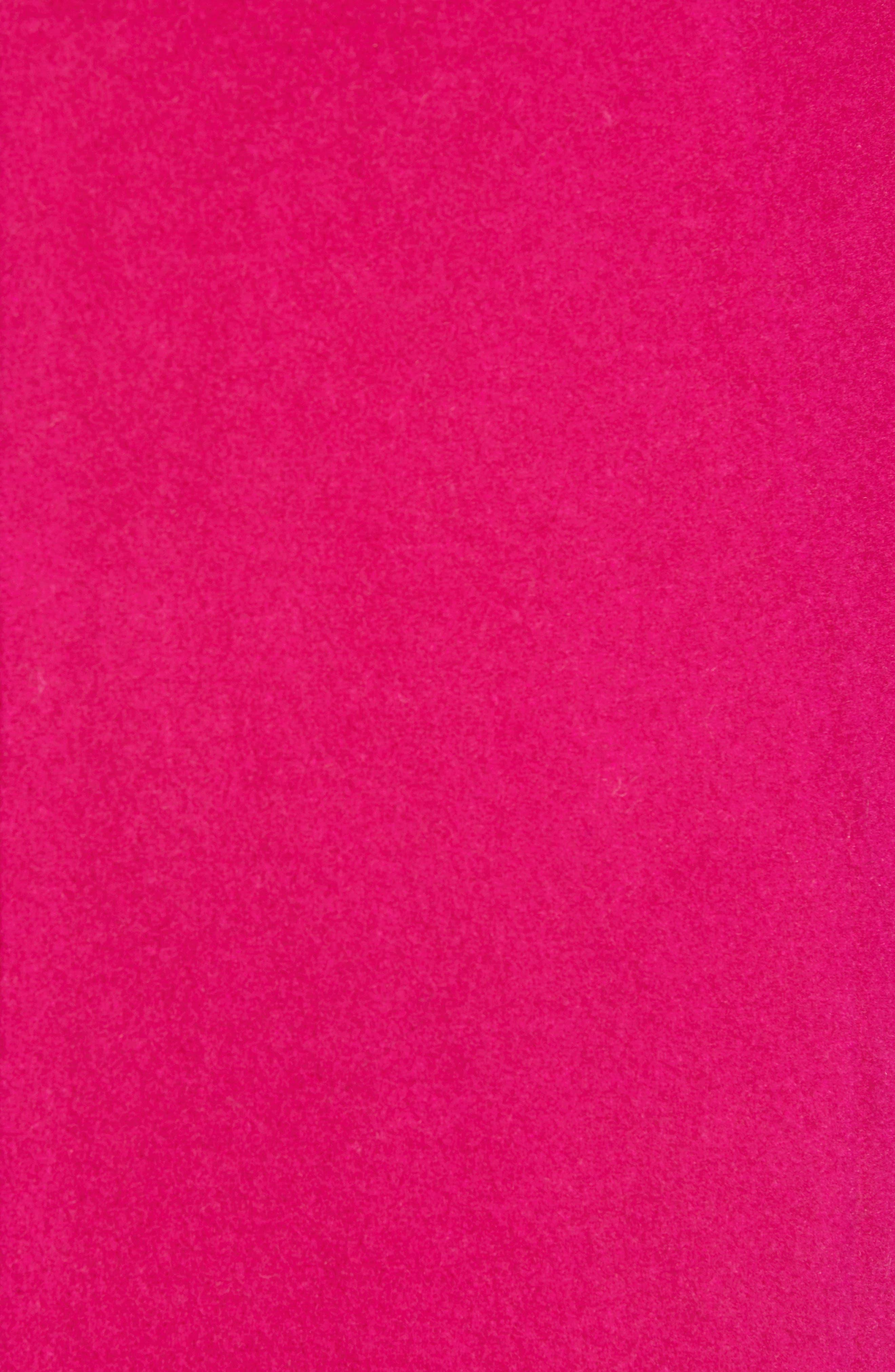 Charles Gray London College Coat,                             Alternate thumbnail 7, color,                             FUCHSIA