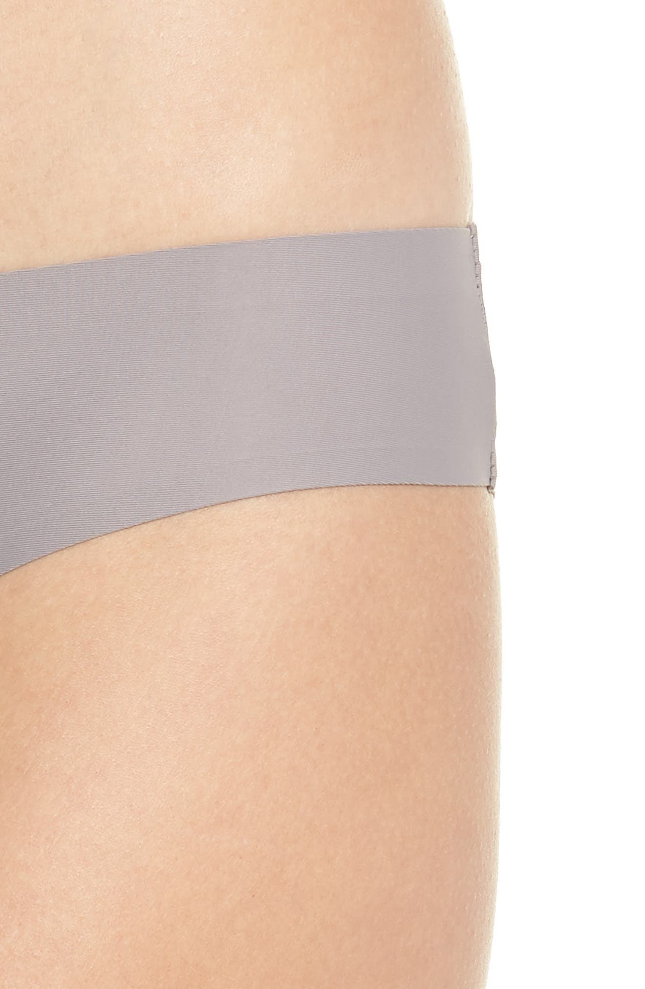 Skinz Hipster Briefs,                             Alternate thumbnail 4, color,                             SHADOW