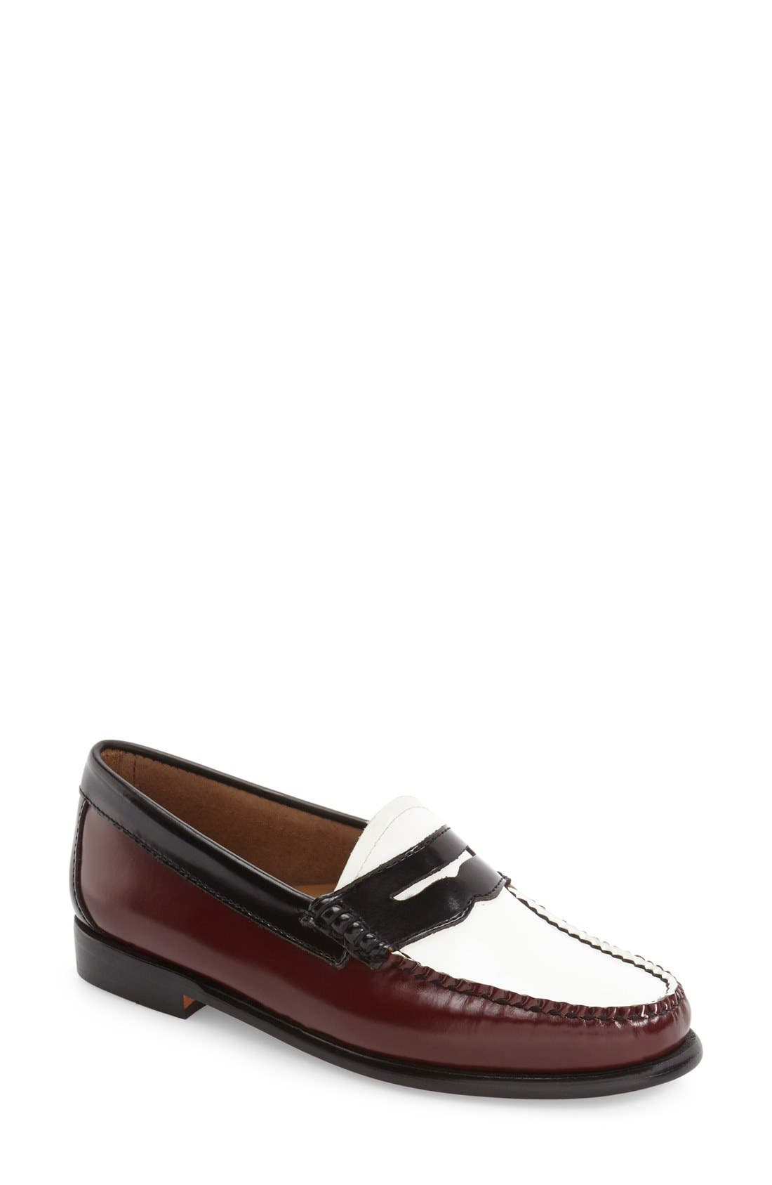 'Whitney' Loafer,                             Main thumbnail 38, color,