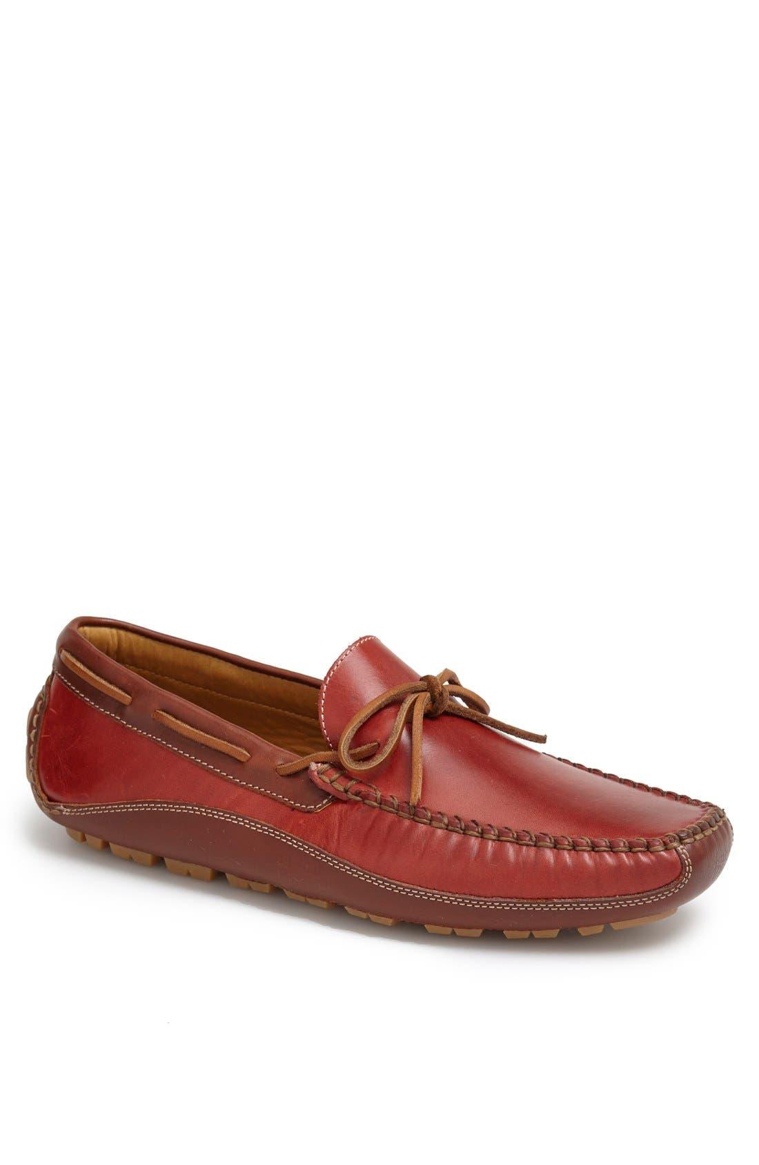 'Drake' Leather Driving Shoe,                             Main thumbnail 14, color,