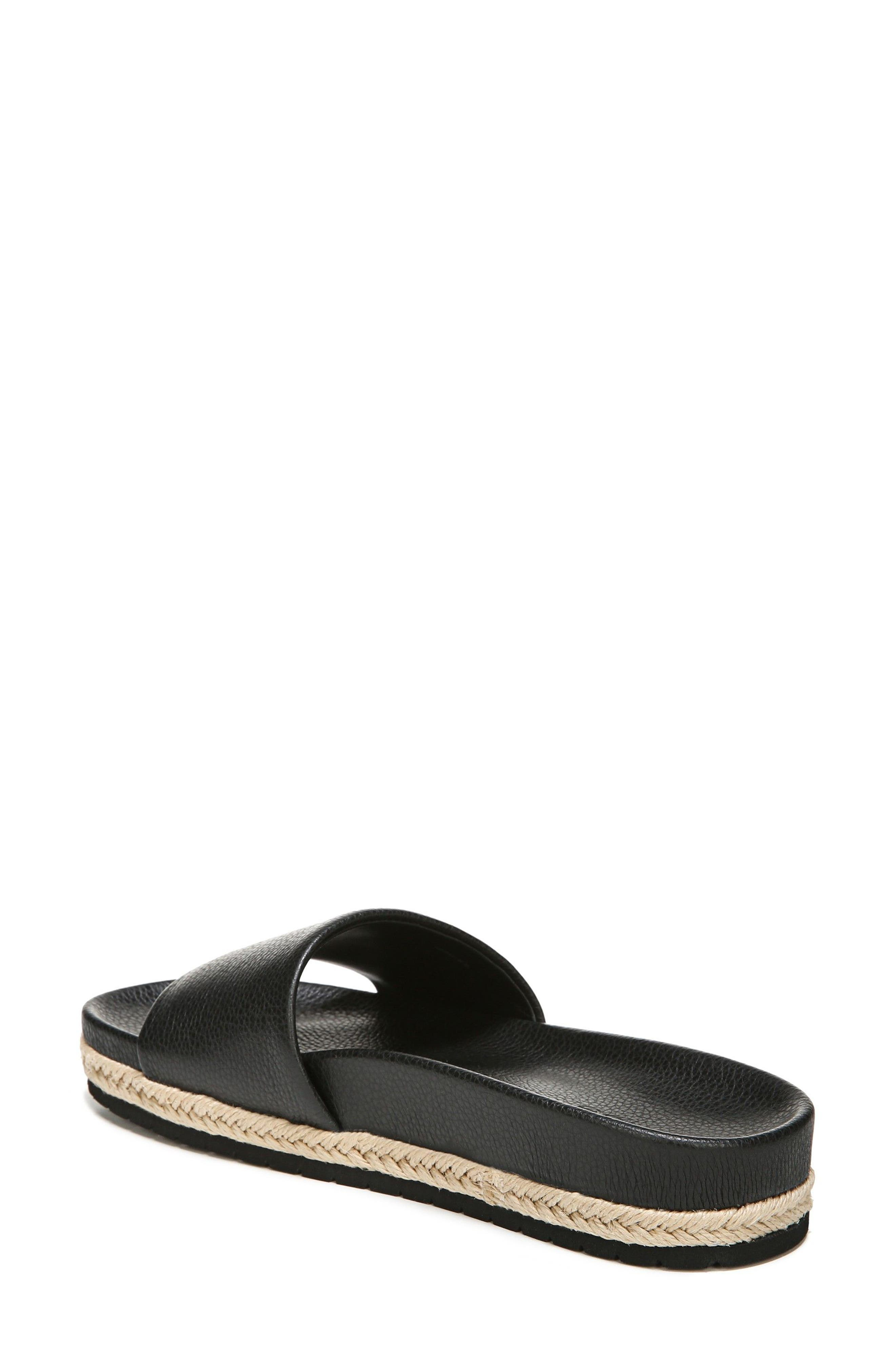 Aurelia Slide Sandal,                             Alternate thumbnail 2, color,                             001