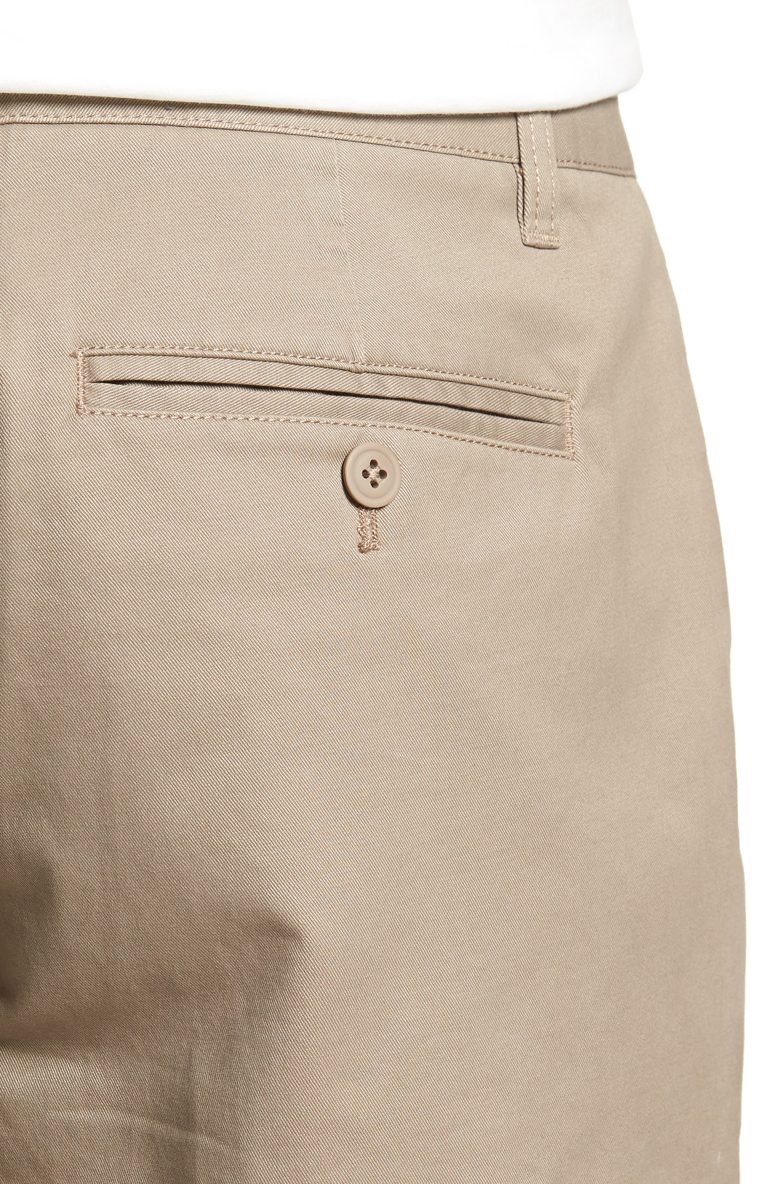 Stretch Washed Chino 5-Inch Shorts,                             Alternate thumbnail 86, color,