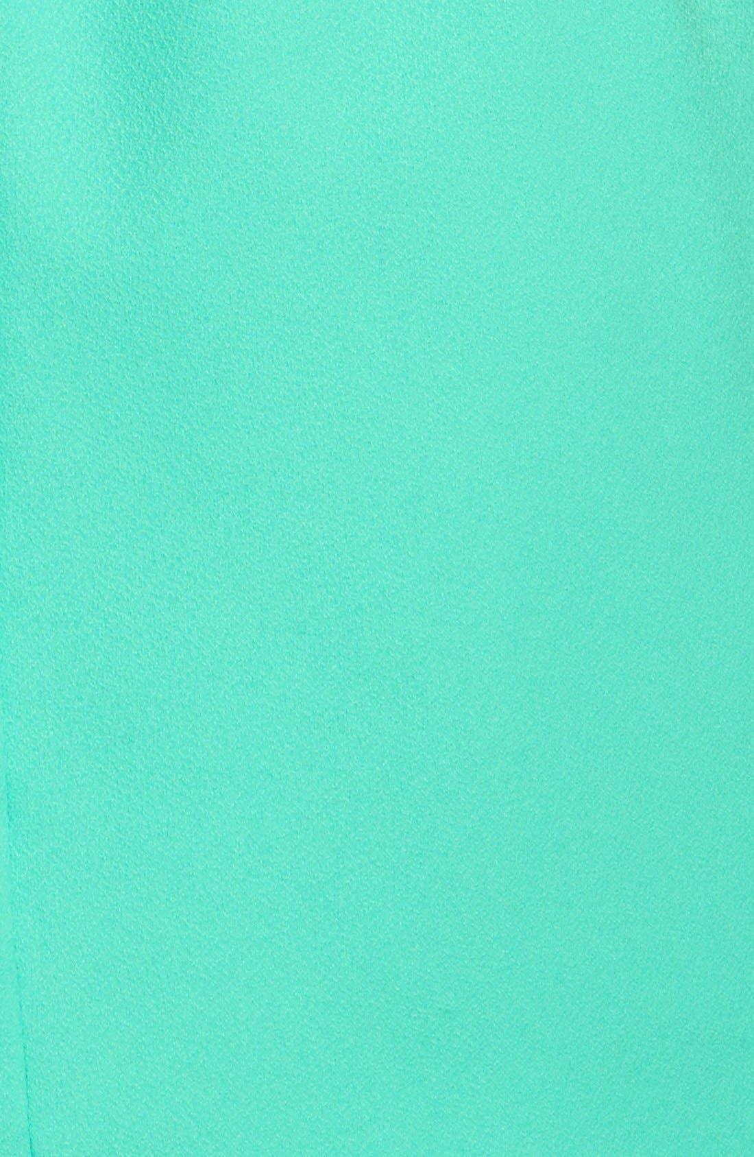 'Rowan' V-Neck Skater Dress,                             Alternate thumbnail 19, color,