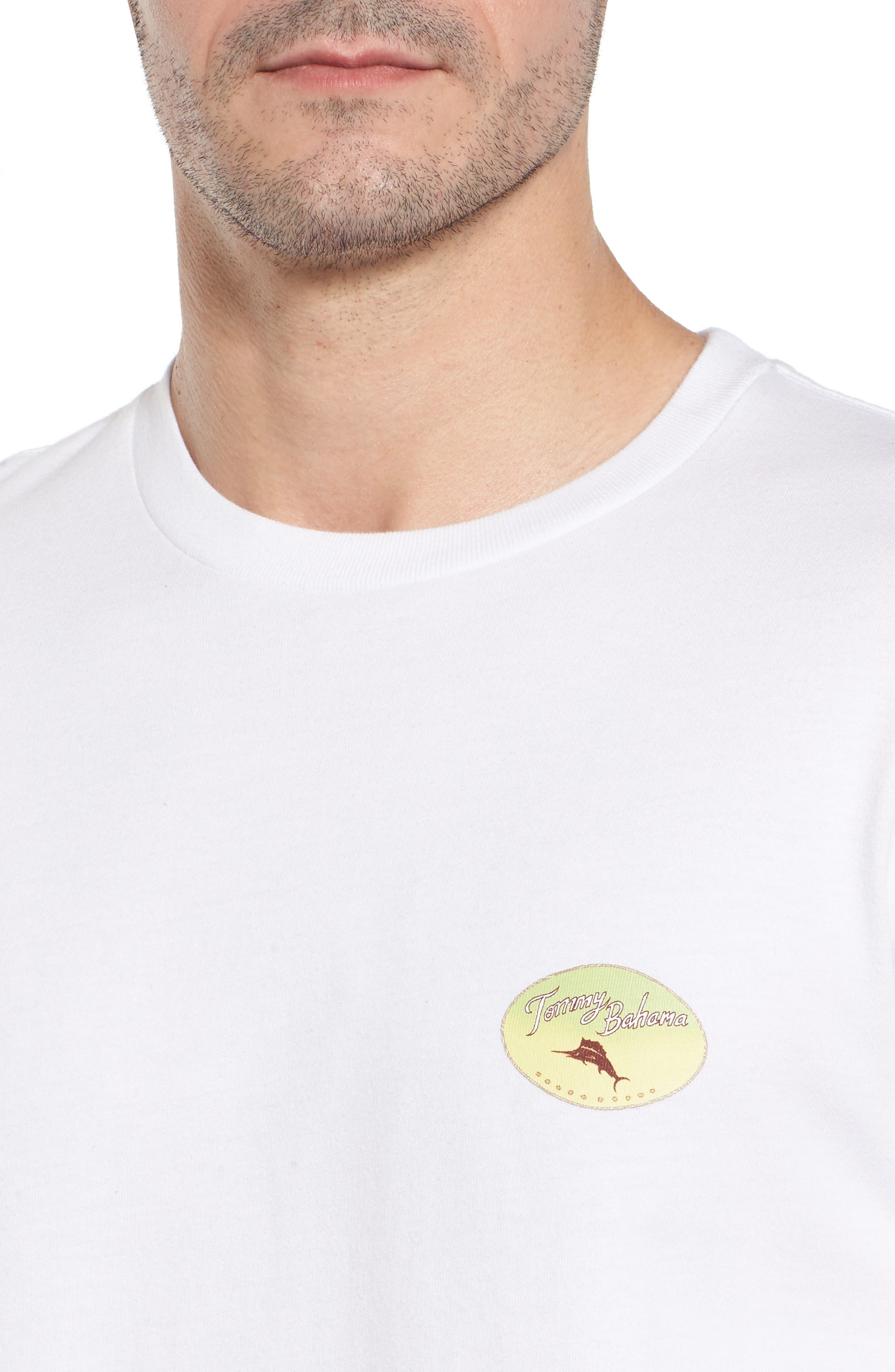 Improve Your Swing T-Shirt,                             Alternate thumbnail 4, color,                             100