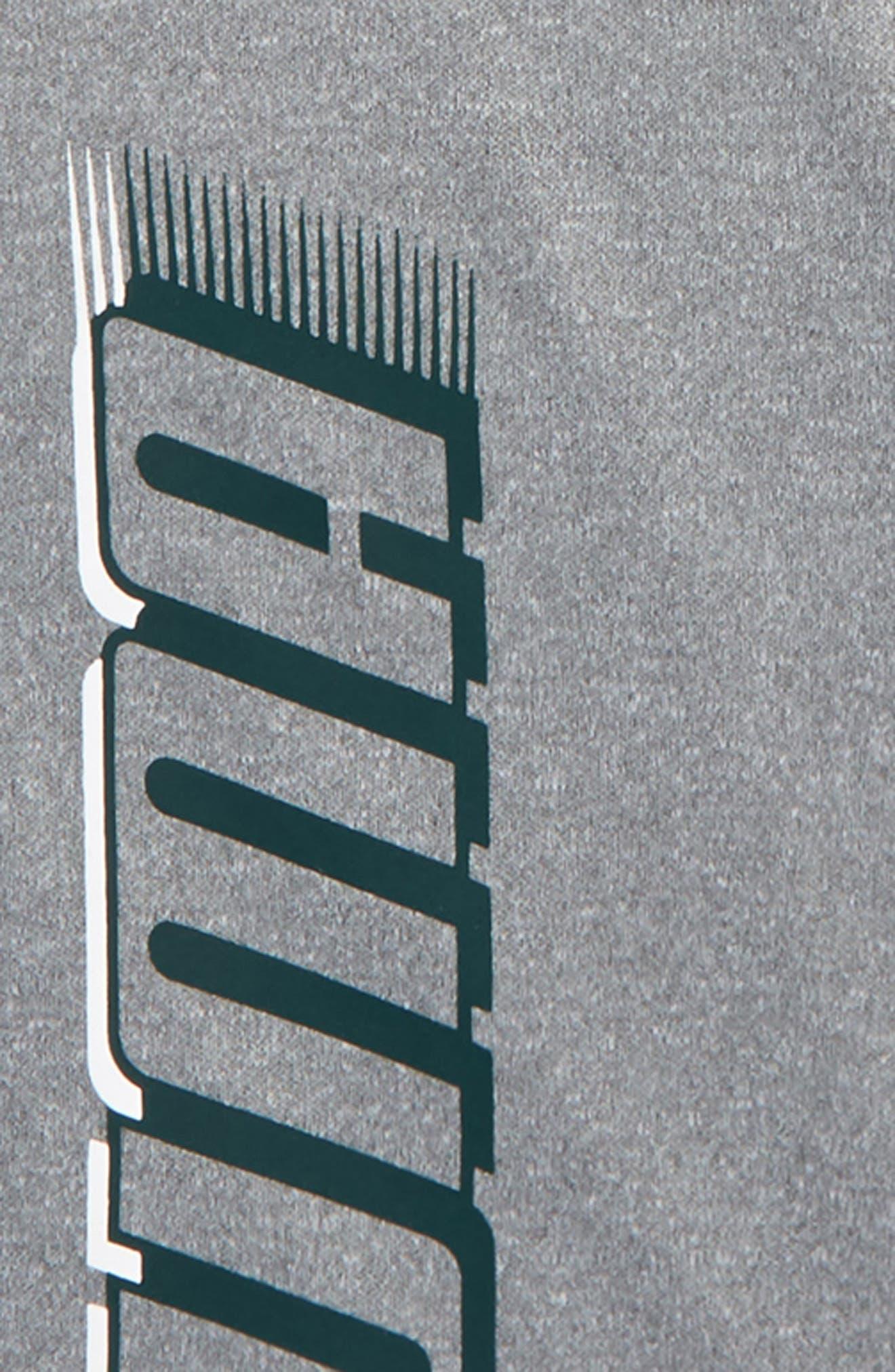 PUMA,                             Oversize T-Shirt,                             Alternate thumbnail 2, color,                             020