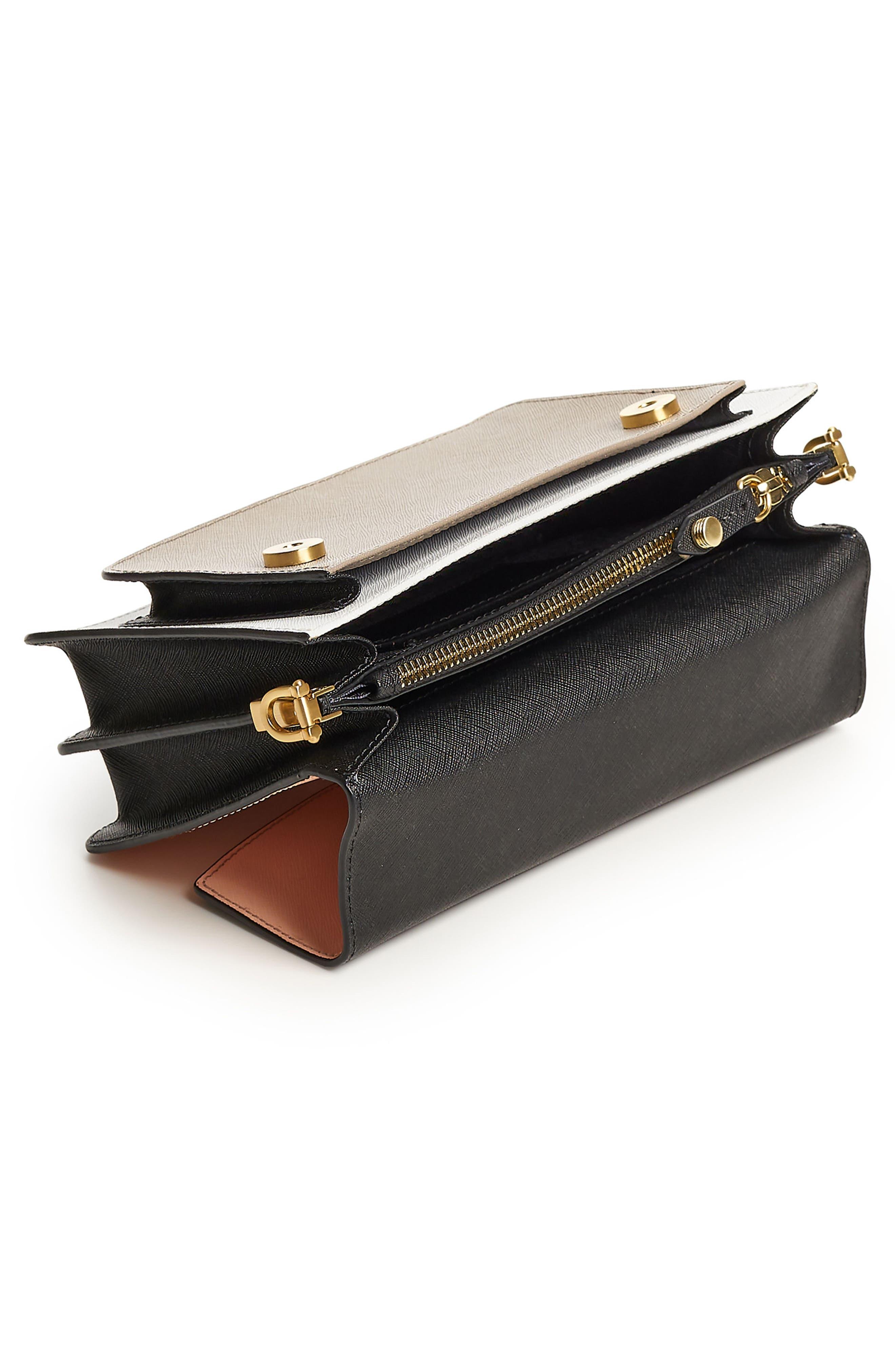 Cobble Hill Leather Crossbody Bag,                             Alternate thumbnail 75, color,
