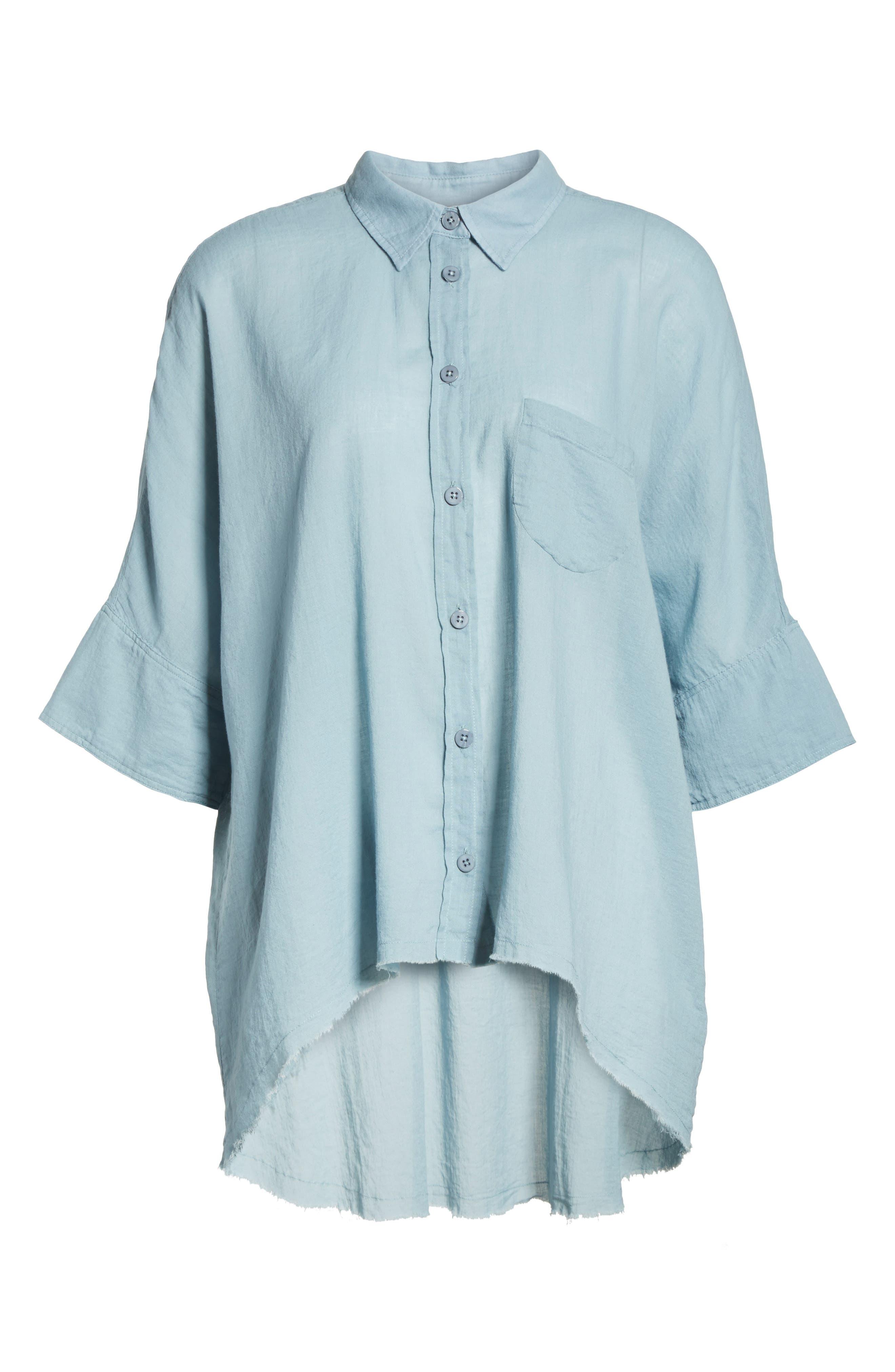 Best of Me Button Down Shirt,                             Alternate thumbnail 24, color,