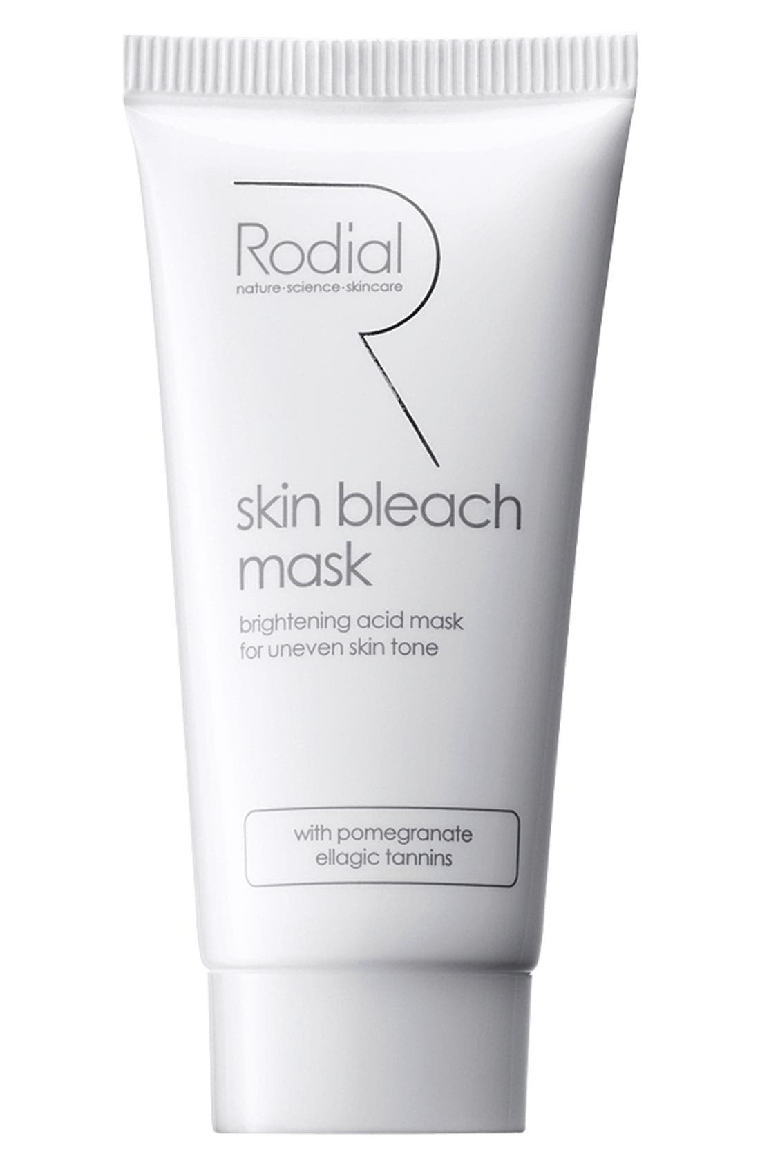 Skin Bleach Mask,                             Main thumbnail 1, color,                             000