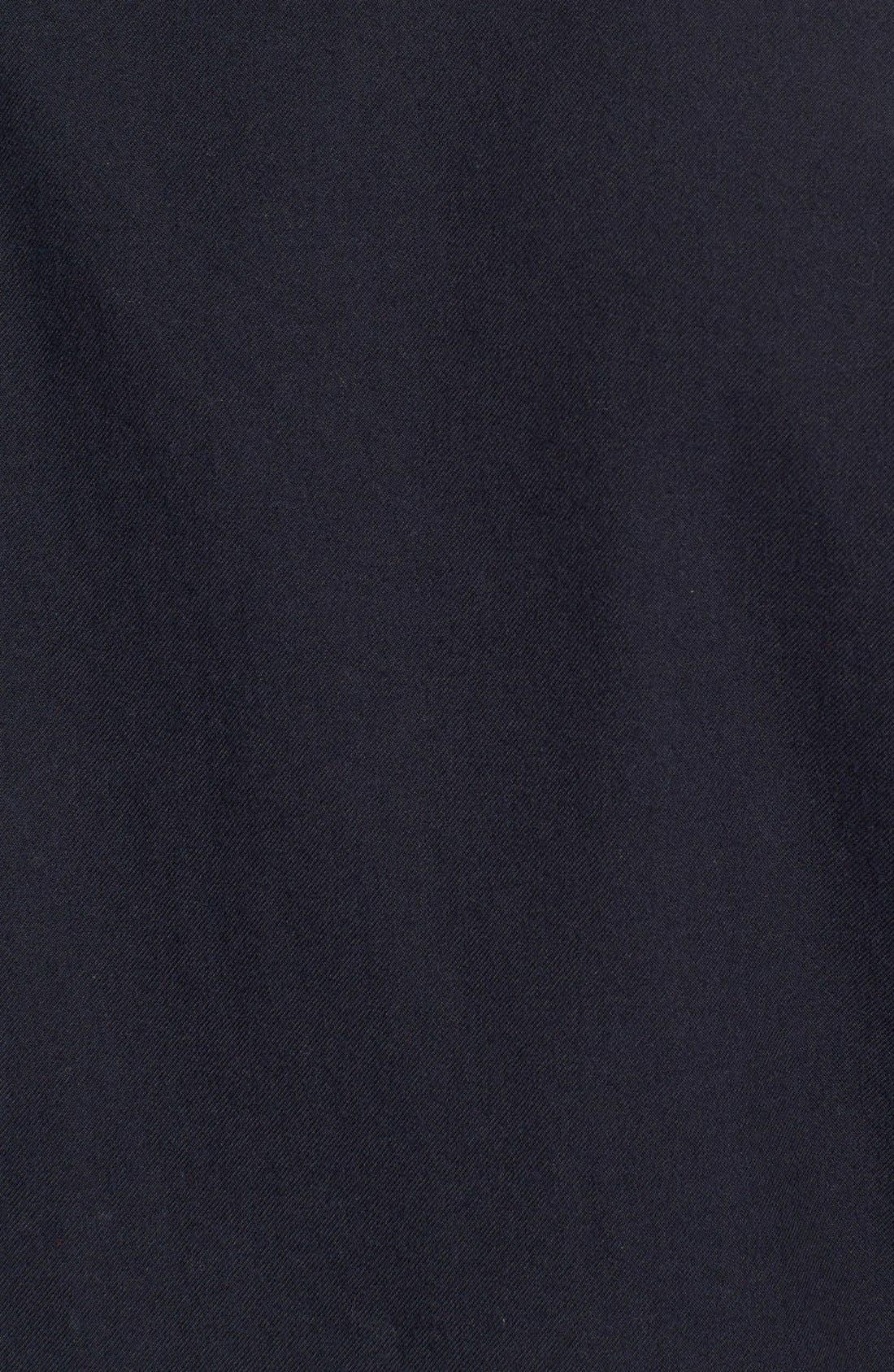 'Sedona' Zip Front Canvas Jacket,                             Alternate thumbnail 12, color,