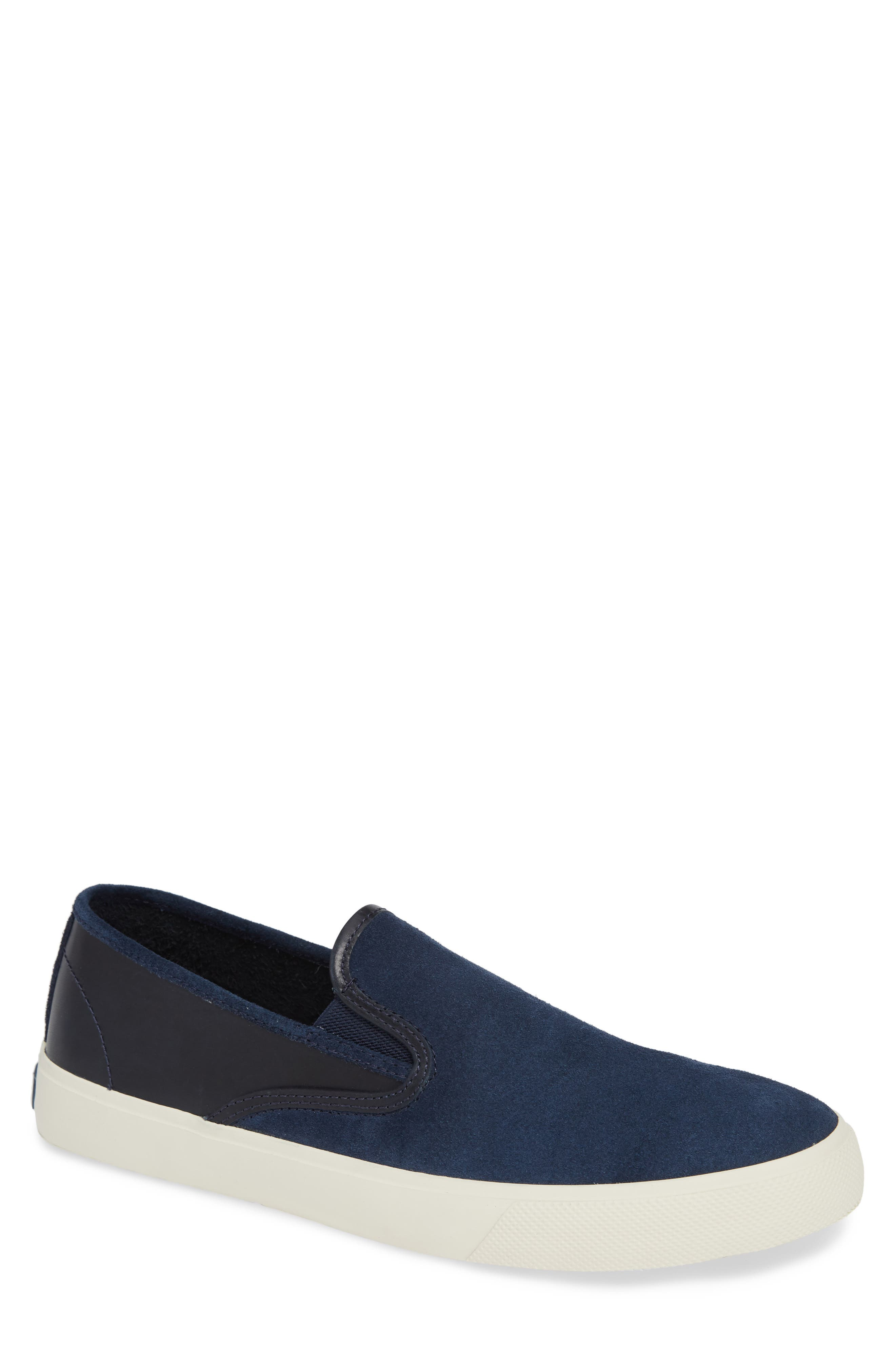 Captains Slip-On,                         Main,                         color, NAVY