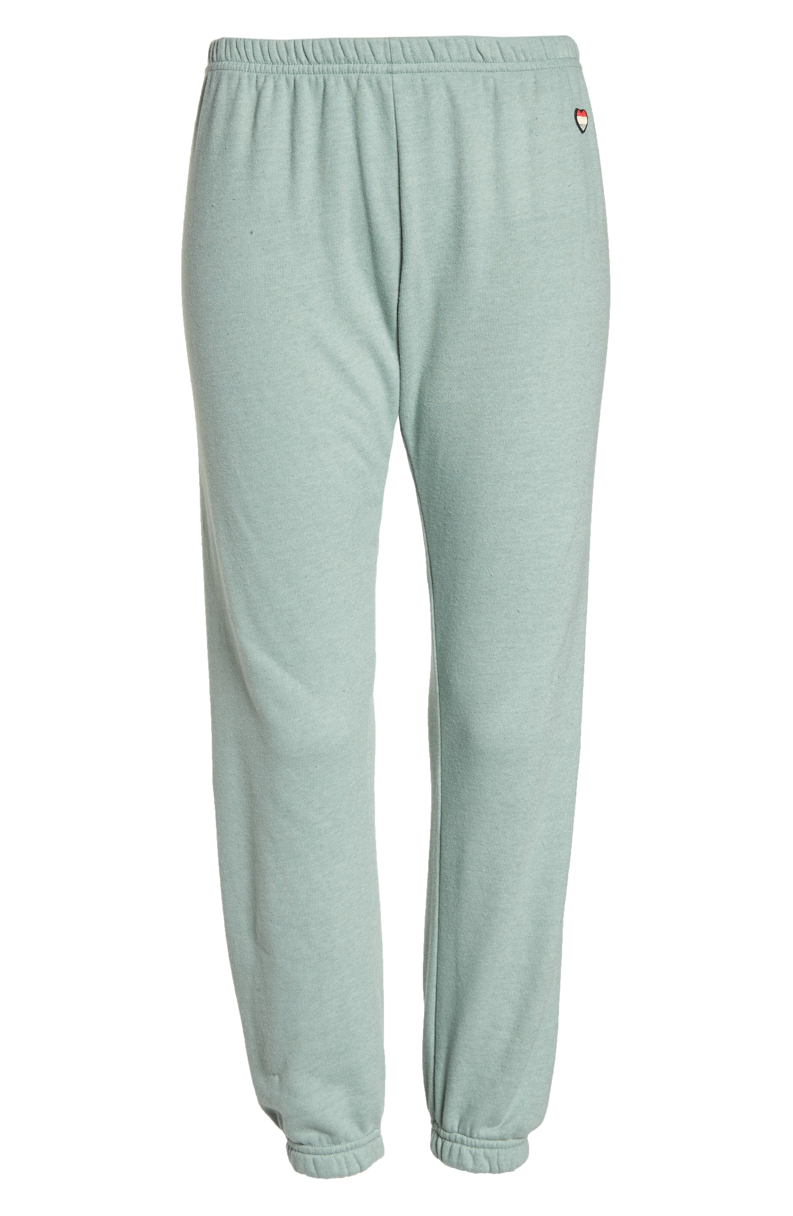 SPIRITUAL GANGSTER,                             Only Love Perfect Sweatpants,                             Alternate thumbnail 7, color,                             314